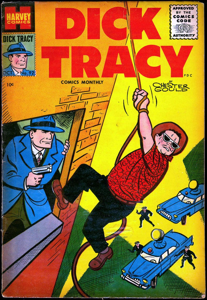 Dick Tracy (1950) 92 Page 1