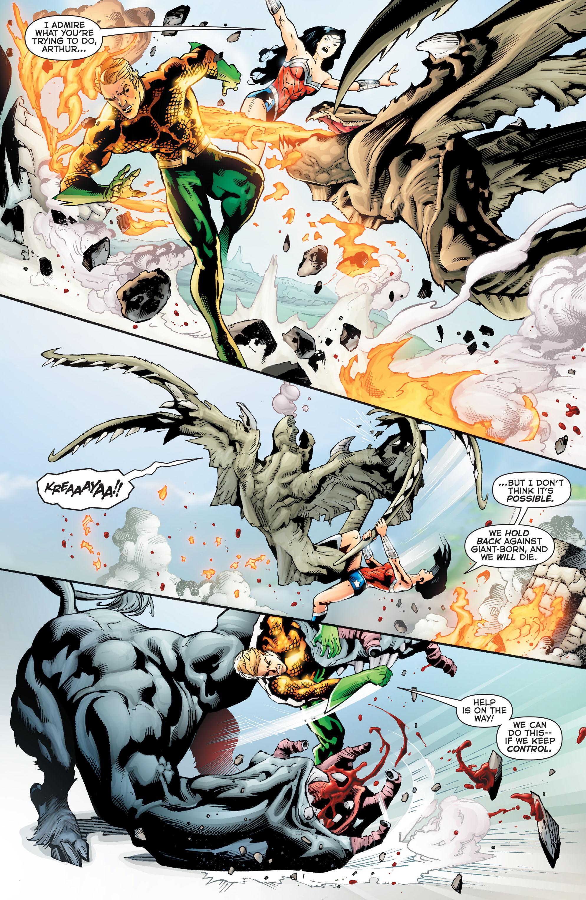 Read online Aquaman (2011) comic -  Issue #Aquaman (2011) _Annual 2 - 15