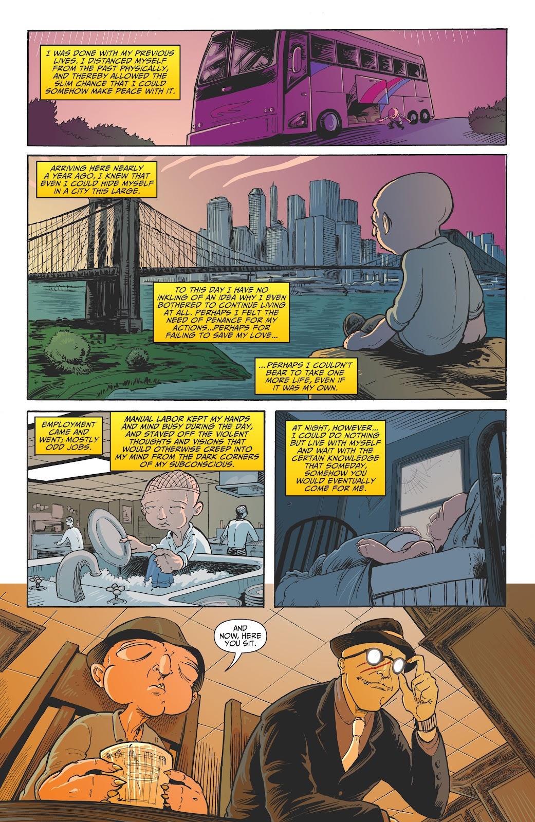 Read online Strange Adventures (2014) comic -  Issue # TPB (Part 1) - 62