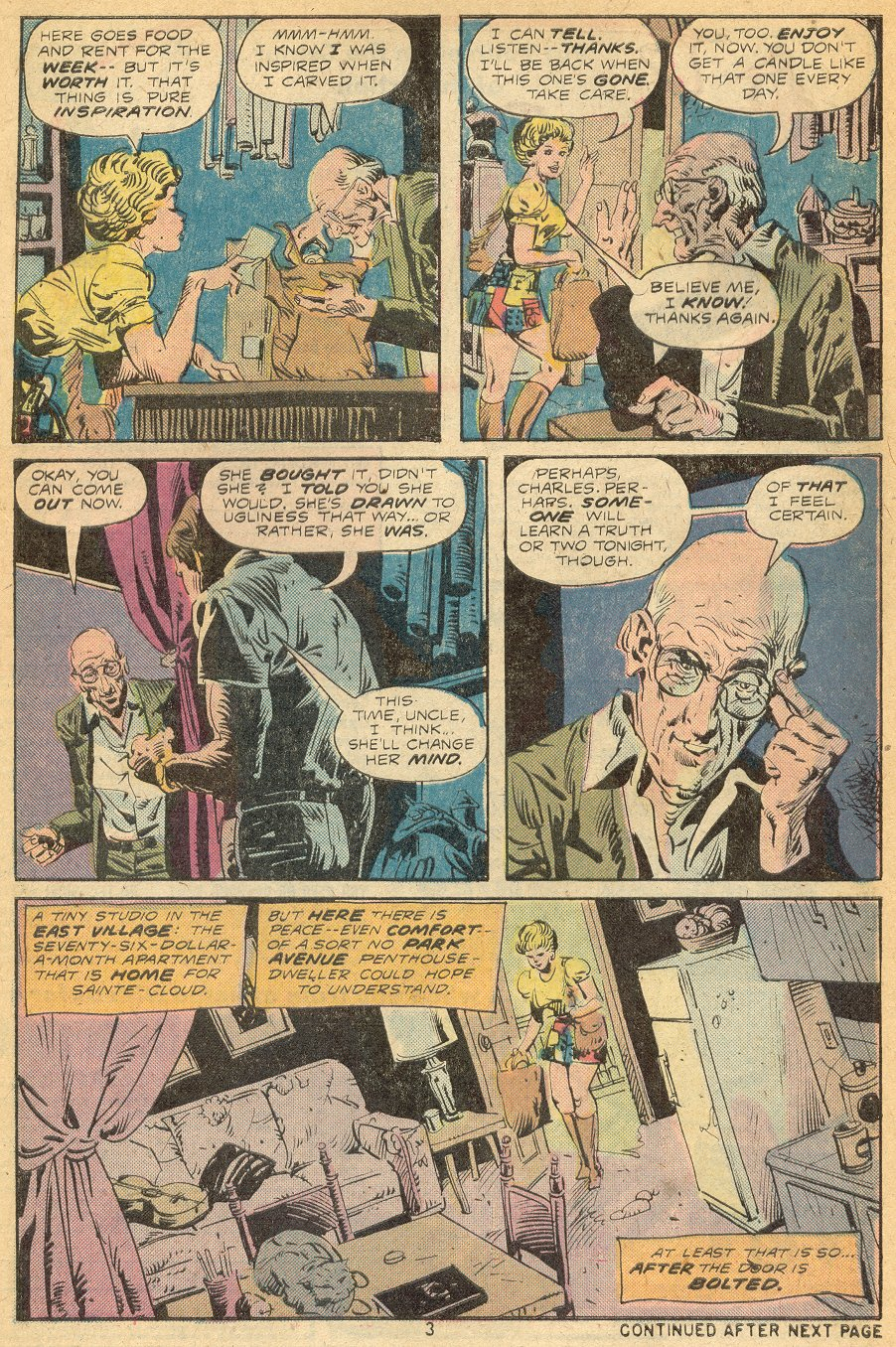 Man-Thing (1974) issue 15 - Page 4