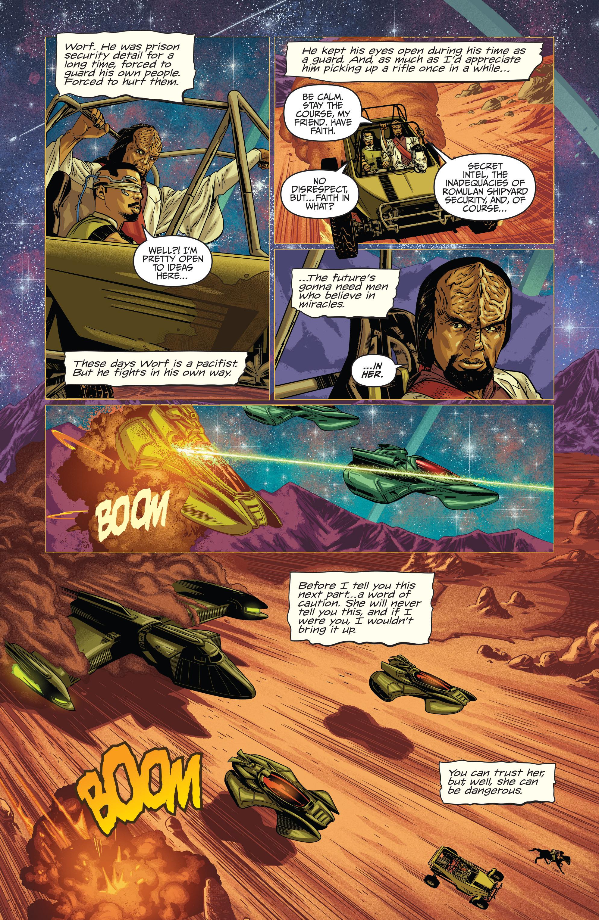 Read online Star Trek: Deviations comic -  Issue # Full - 7