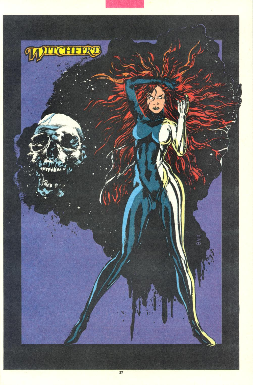 Read online Alpha Flight (1983) comic -  Issue #98 - 22