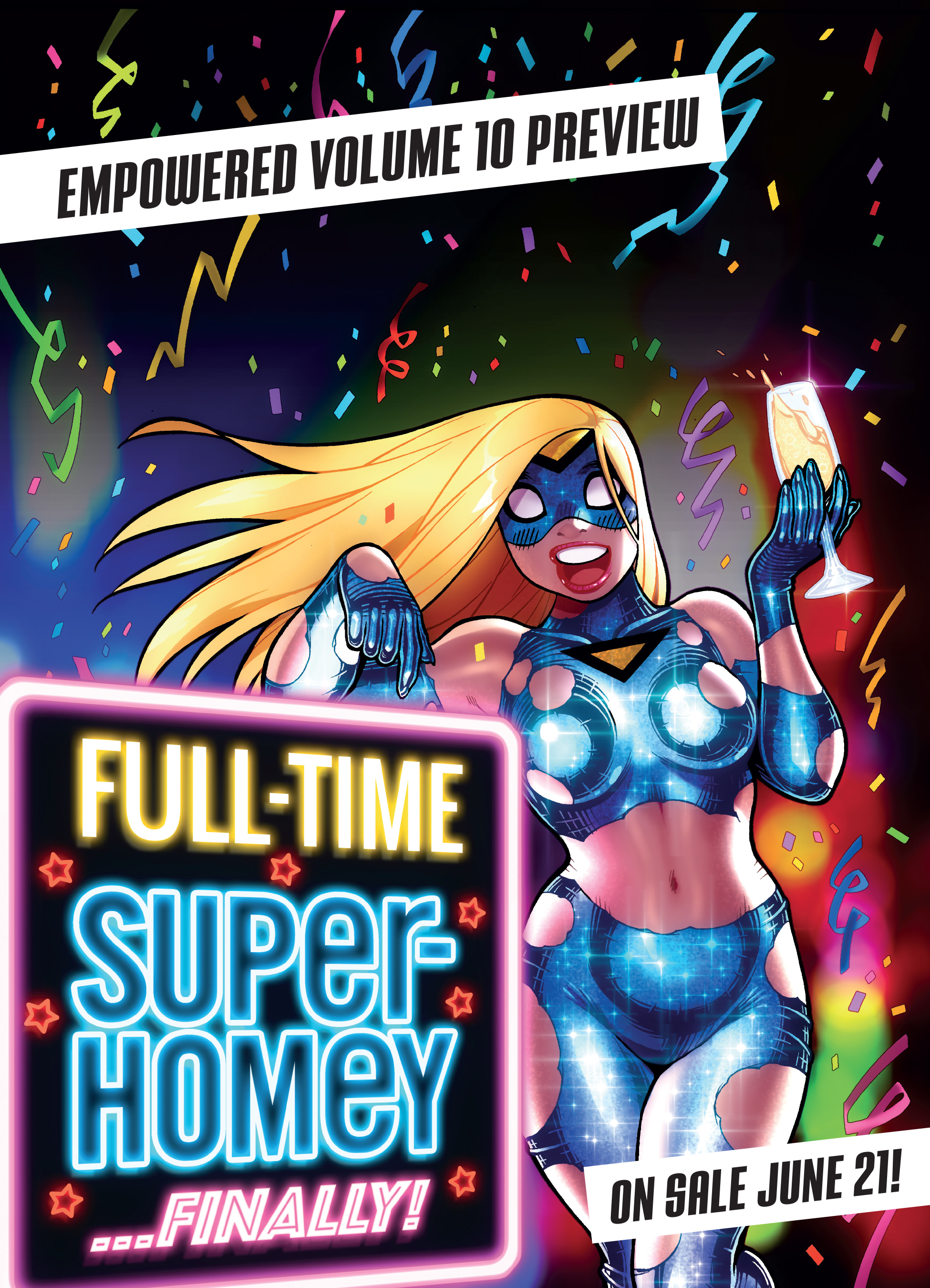 Read online Empowered and the Soldier of Love comic -  Issue #3 - 31