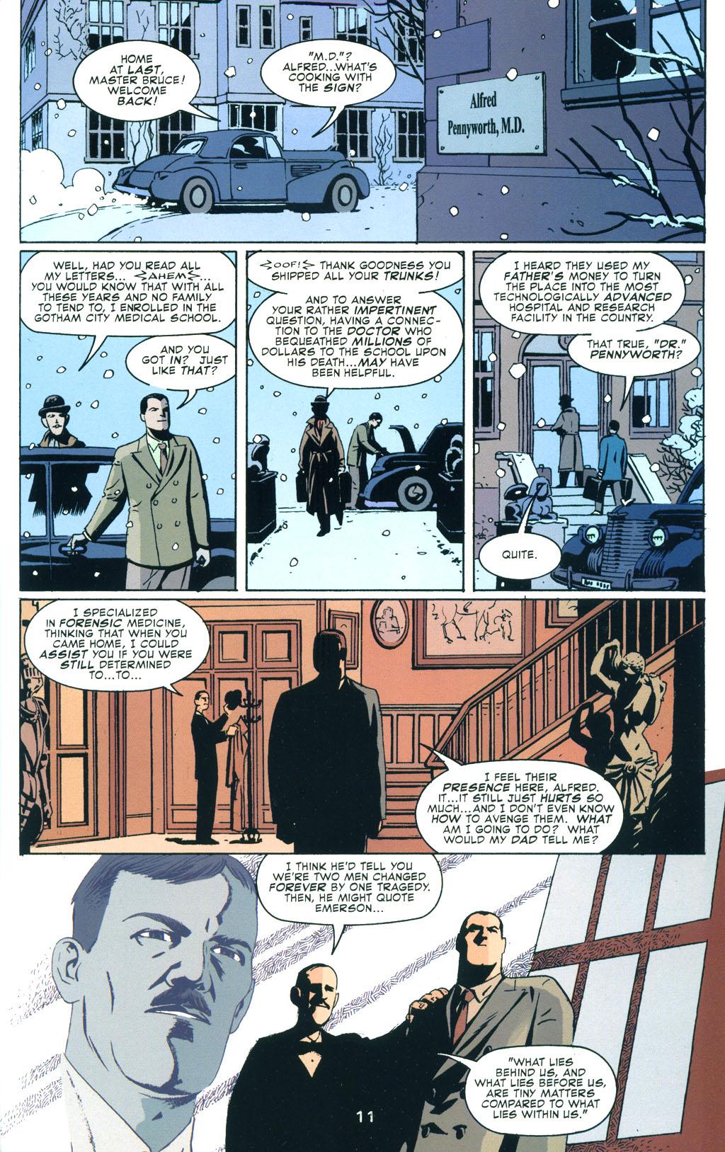 Read online Batman: Detective #27 comic -  Issue #27 TPB - 17