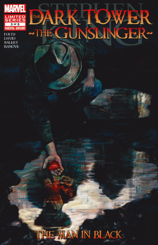 Read online Dark Tower: The Gunslinger - The Man in Black comic -  Issue #3 - 1