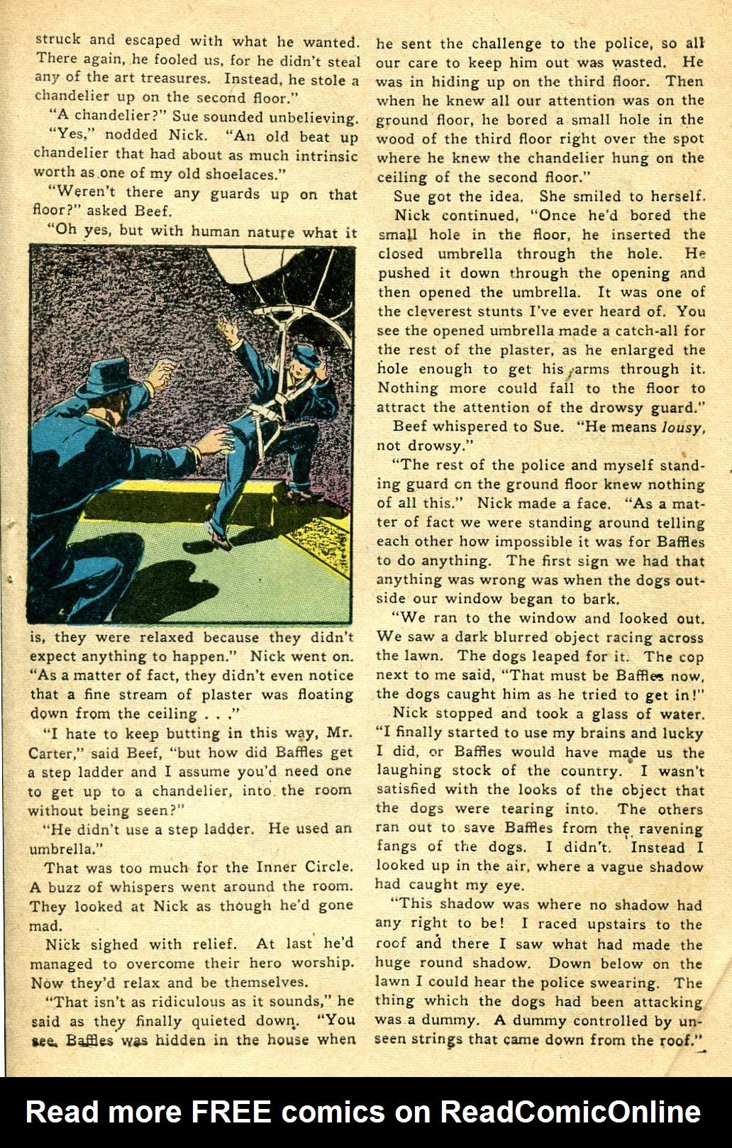 Read online Shadow Comics comic -  Issue #44 - 48