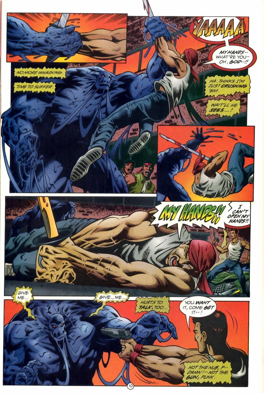 Read online Sludge comic -  Issue #1 - 11