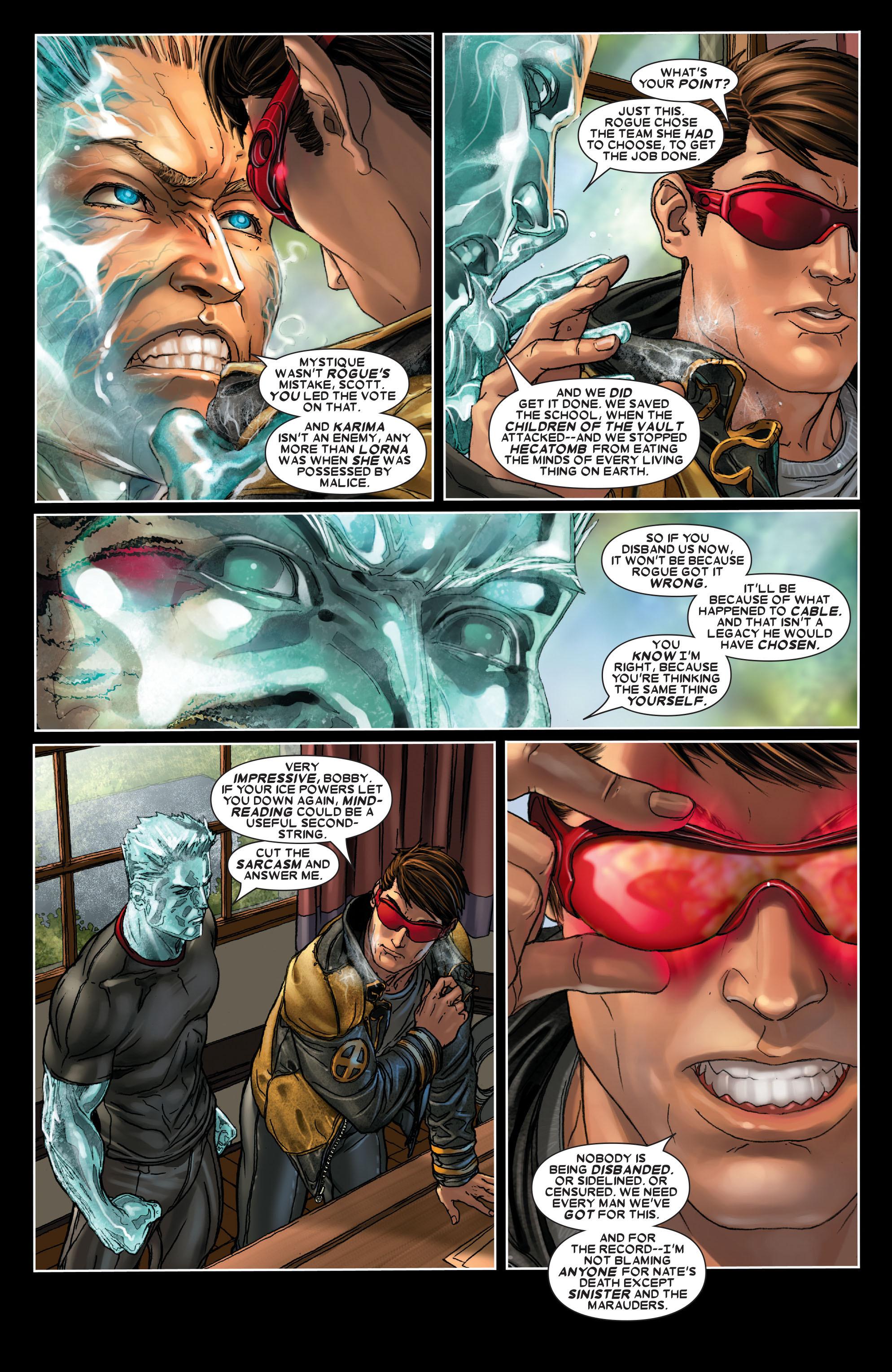X-Men (1991) 204 Page 11