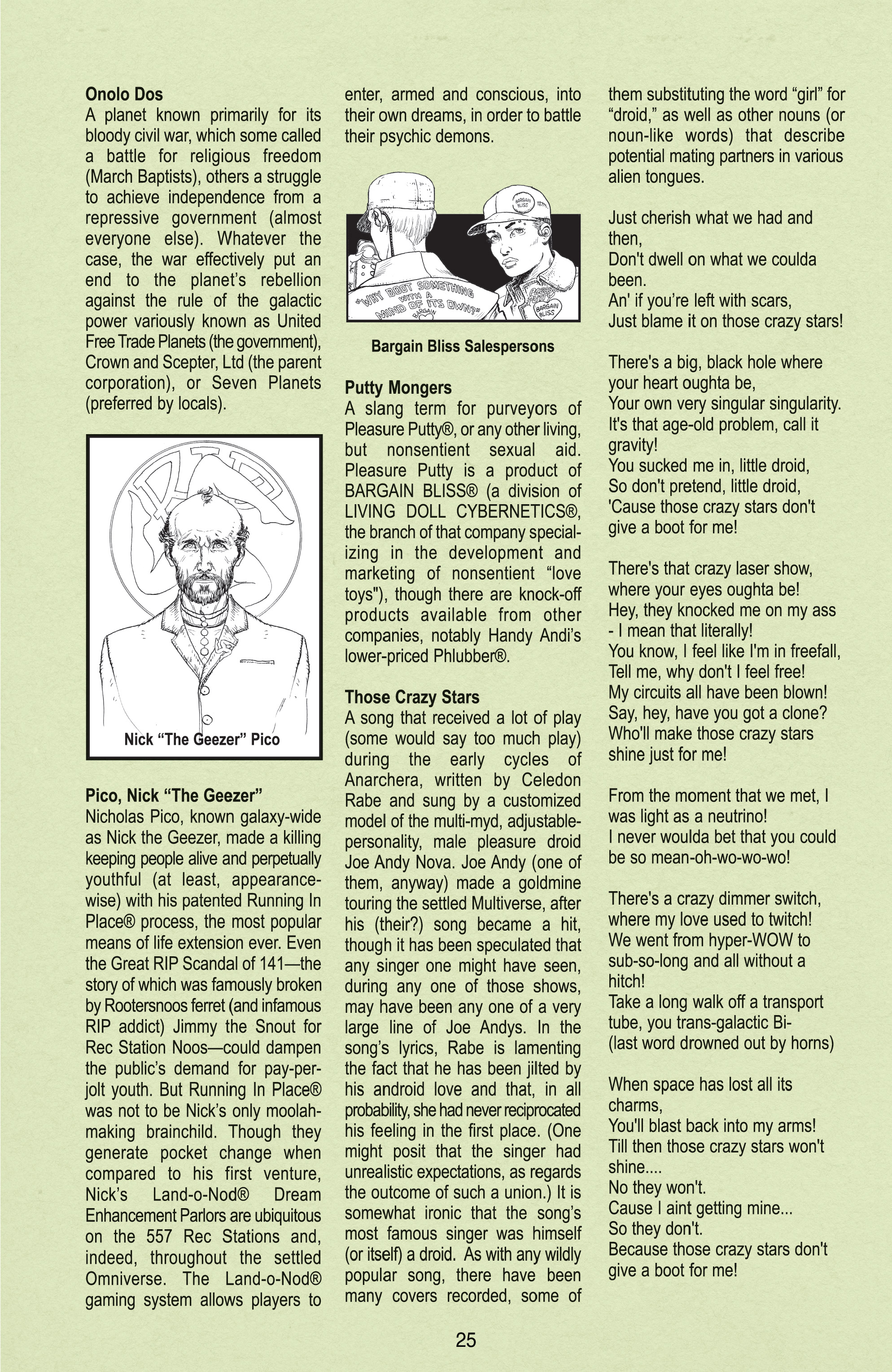 Read online Starstruck: Old Proldiers Never Die comic -  Issue #4 - 26