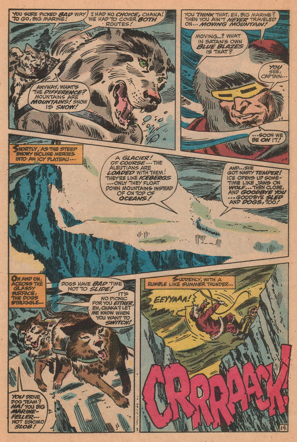 Captain Savage and his Leatherneck Raiders issue 16 - Page 20