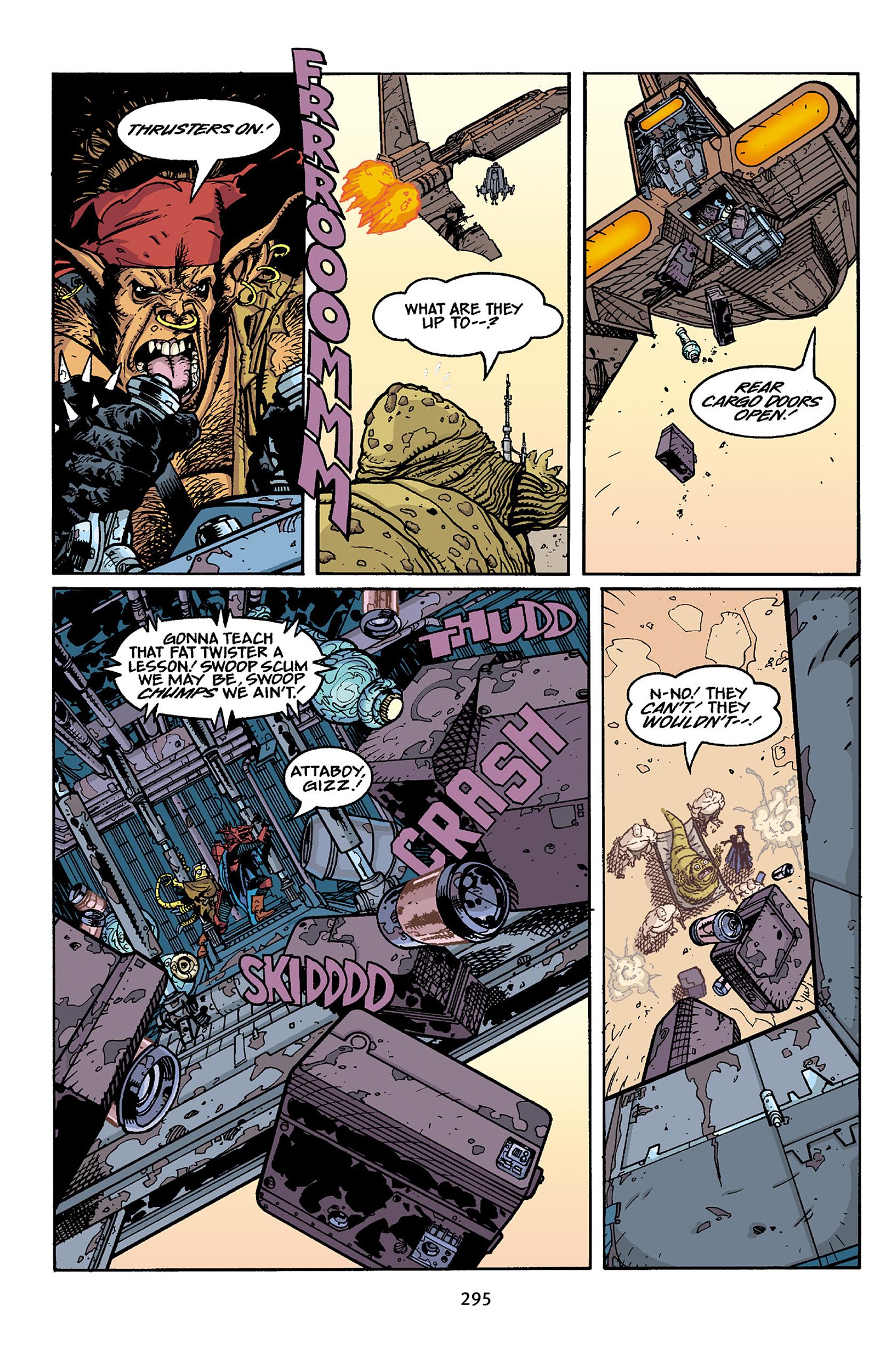 Read online Star Wars Omnibus comic -  Issue # Vol. 30 - 292