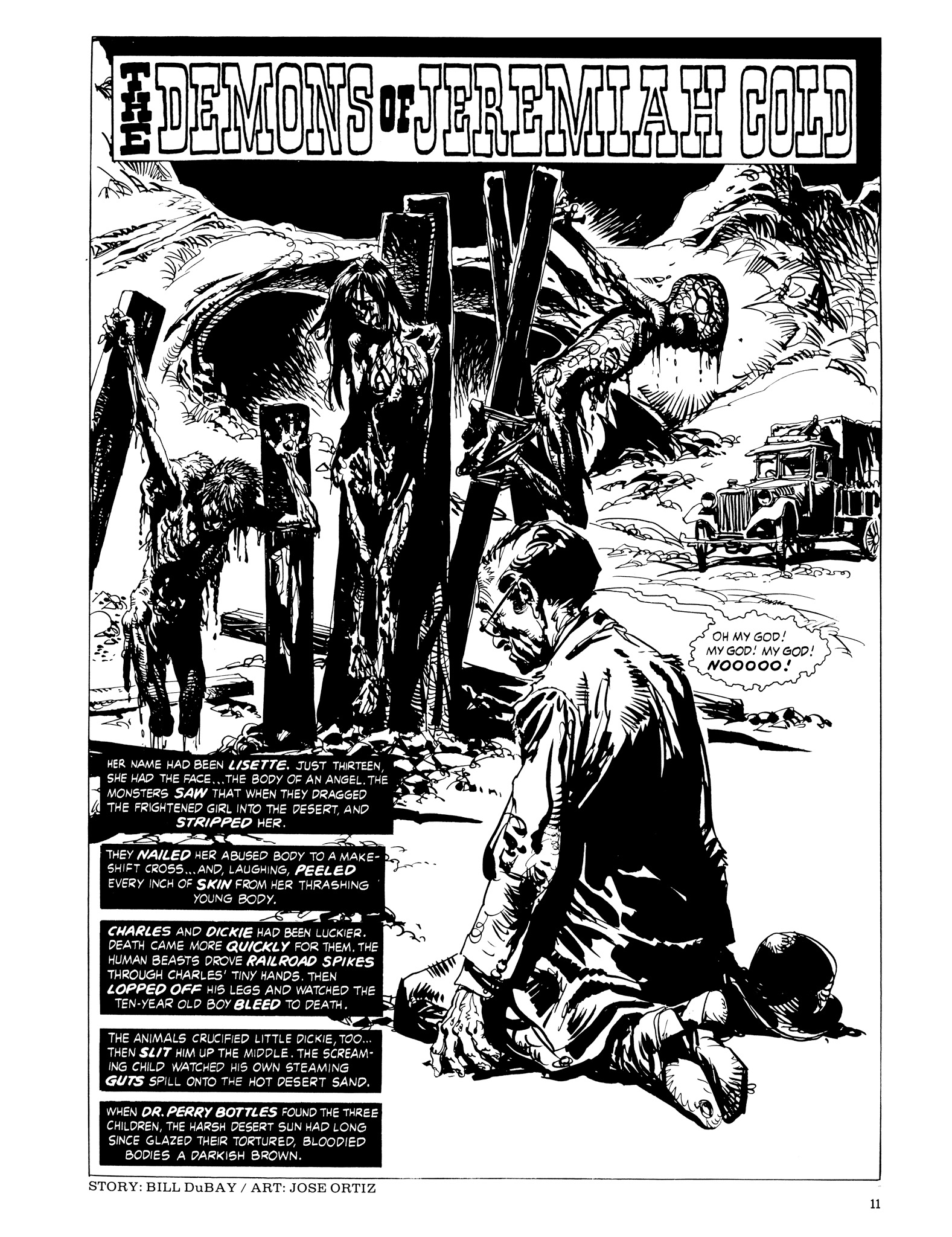 Read online Eerie Archives comic -  Issue # TPB 16 - 12