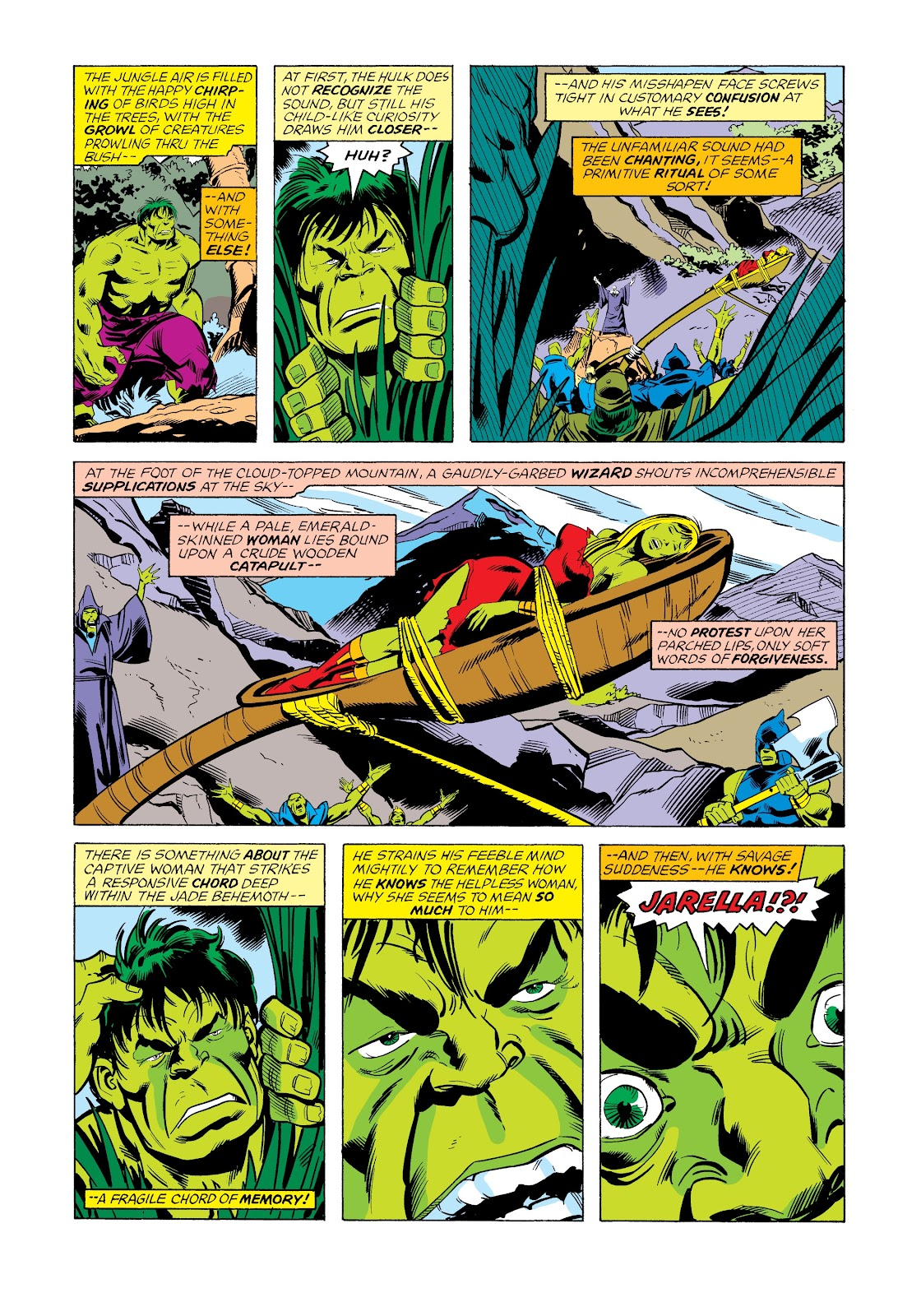 Read online Marvel Masterworks: The Incredible Hulk comic -  Issue # TPB 12 (Part 2) - 43