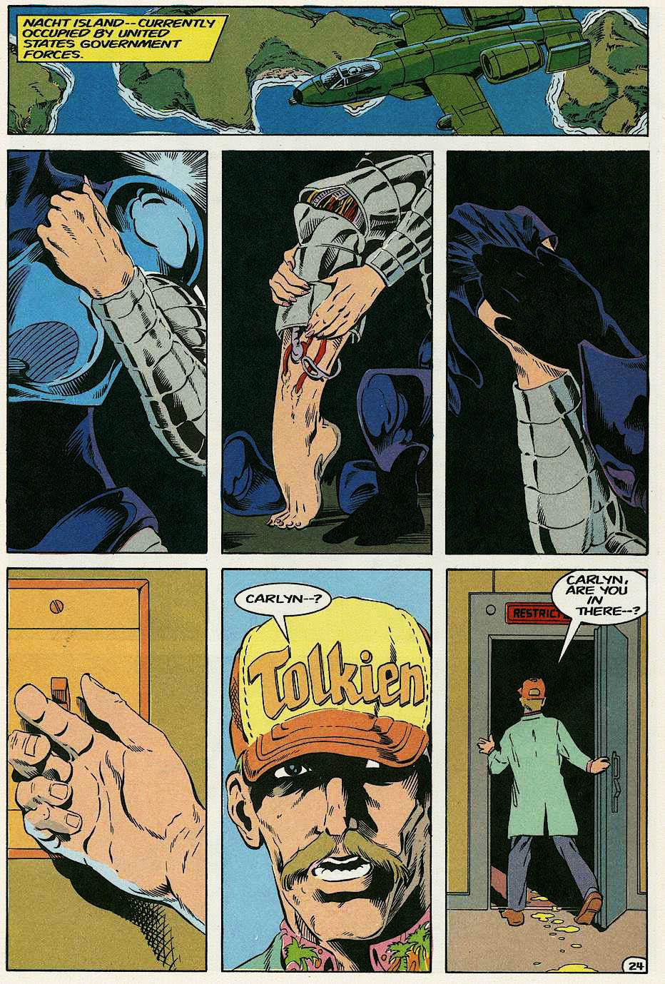 Elementals (1984) issue 17 - Page 26