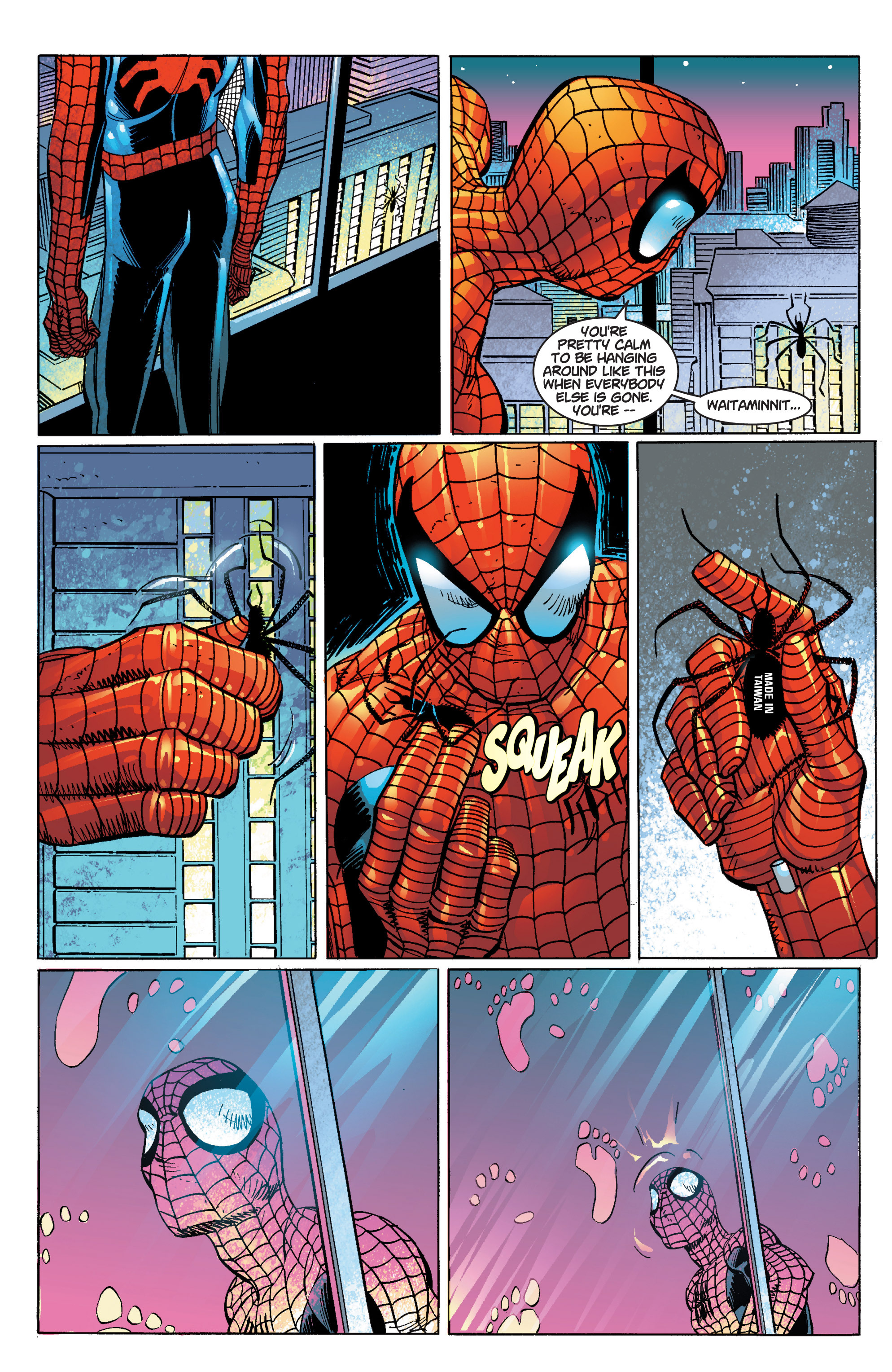 The Amazing Spider-Man (1999) 35 Page 18