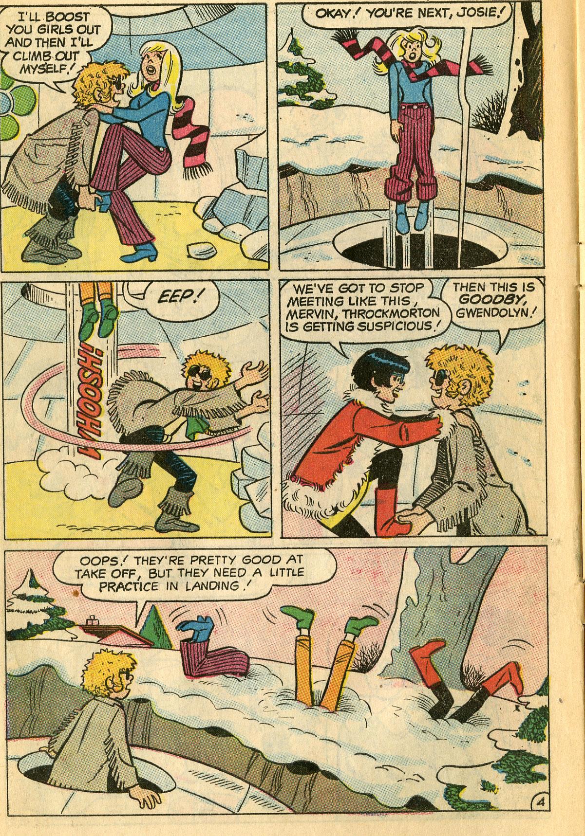 Read online She's Josie comic -  Issue #39 - 6