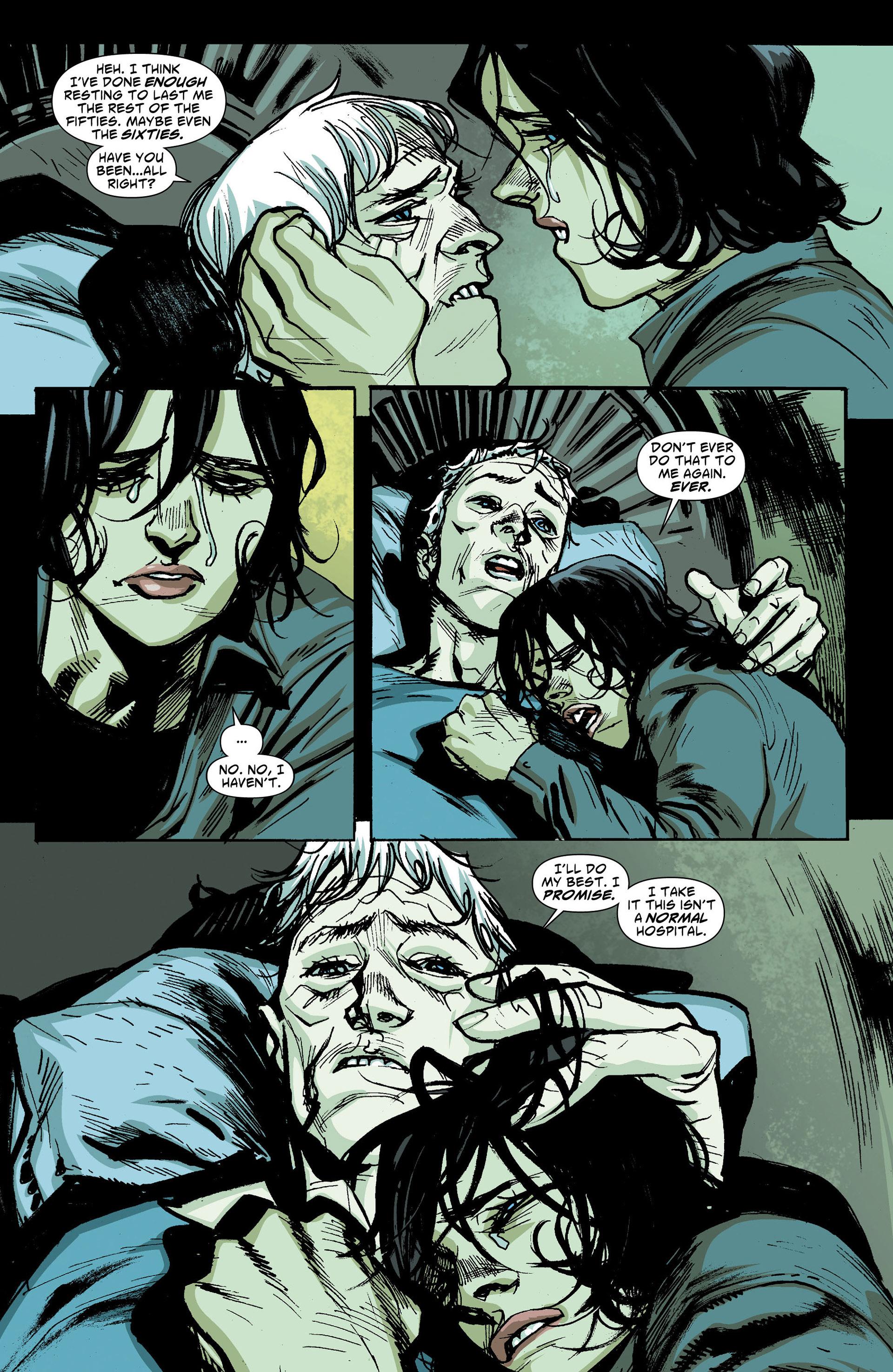 Read online American Vampire comic -  Issue #31 - 4