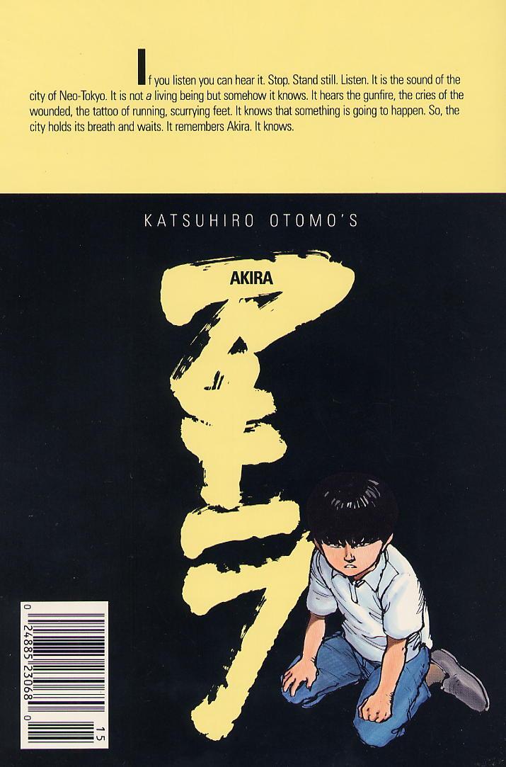 Read online Akira comic -  Issue #15 - 67