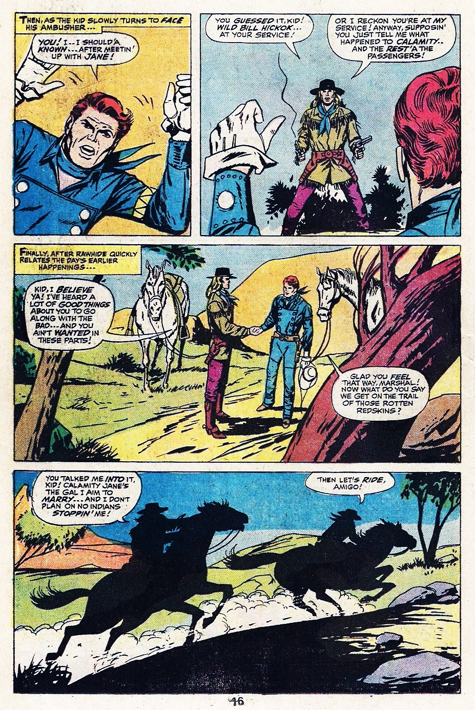 The Rawhide Kid (1955) issue 132 - Page 18