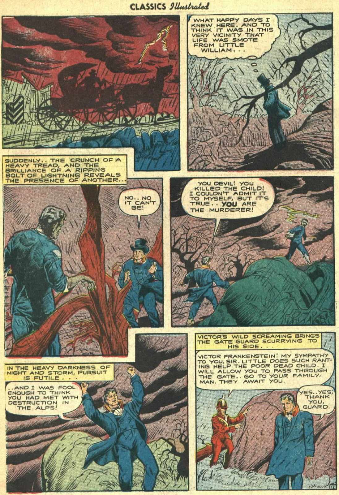 Classics Illustrated issue 26 - Page 14