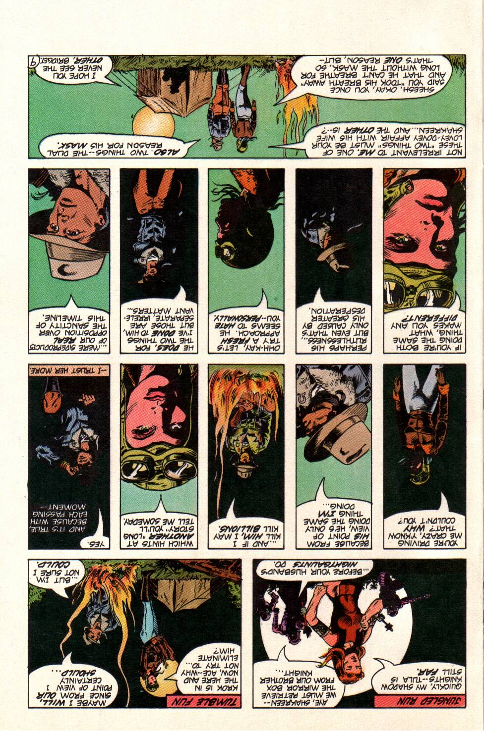 Read online Aztec Ace comic -  Issue #11 - 9