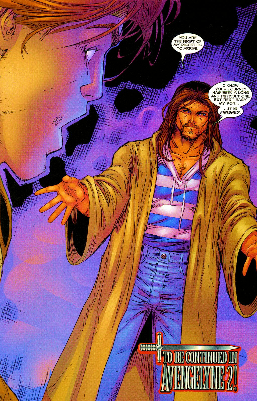 Read online Avengelyne (1999) comic -  Issue #Avengelyne (1999) Full - 19