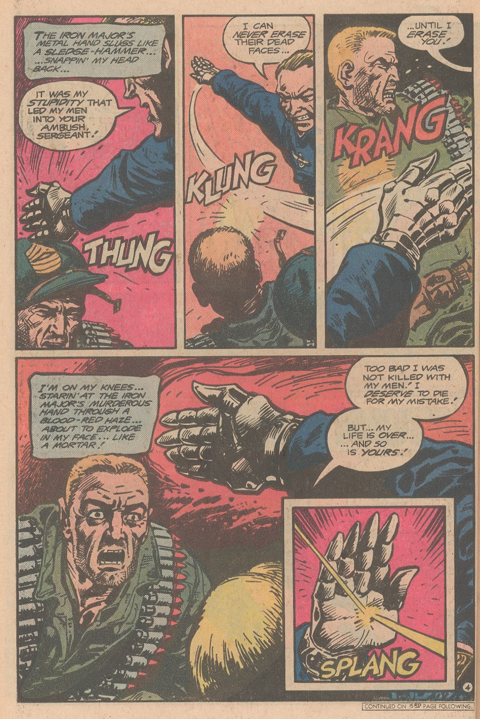 Read online Sgt. Rock comic -  Issue #345 - 5