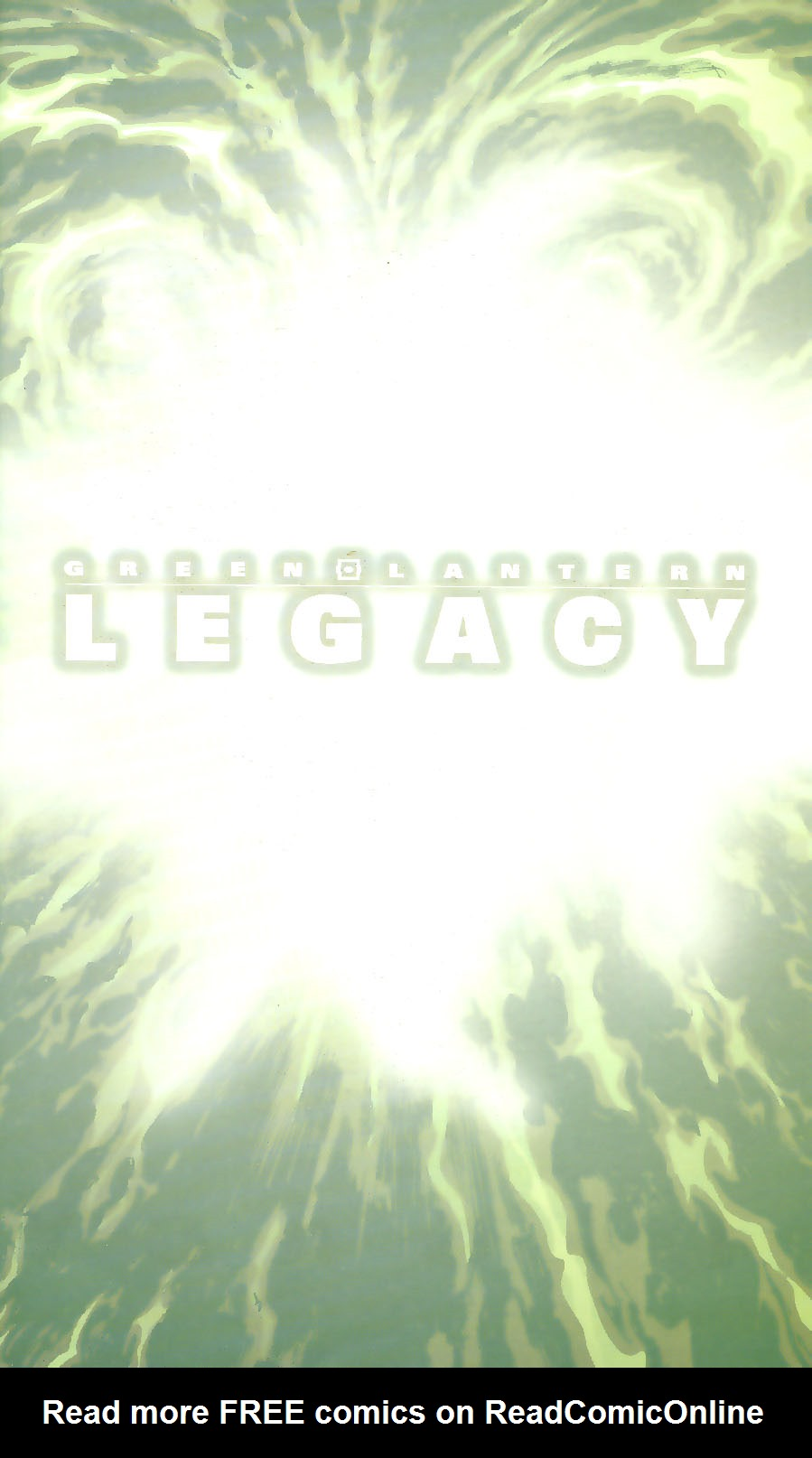 Read online Green Lantern: Legacy: The Last Will and Testament of Hal Jordan comic -  Issue # TPB - 2
