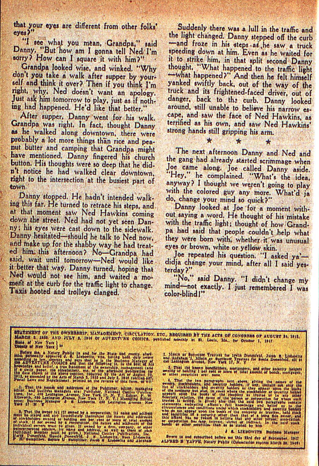 Read online Adventure Comics (1938) comic -  Issue #125 - 41