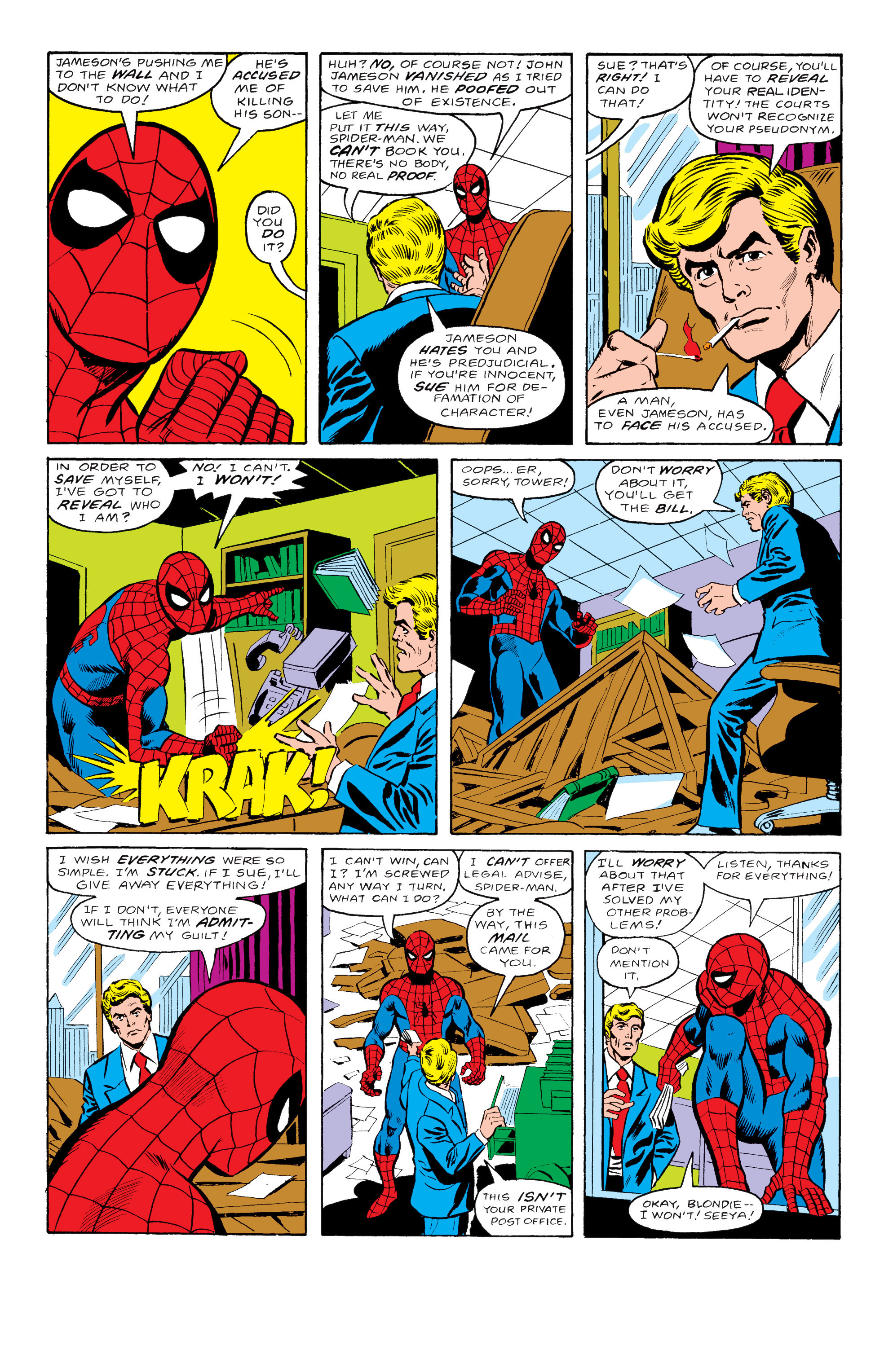 The Amazing Spider-Man (1963) 191 Page 10