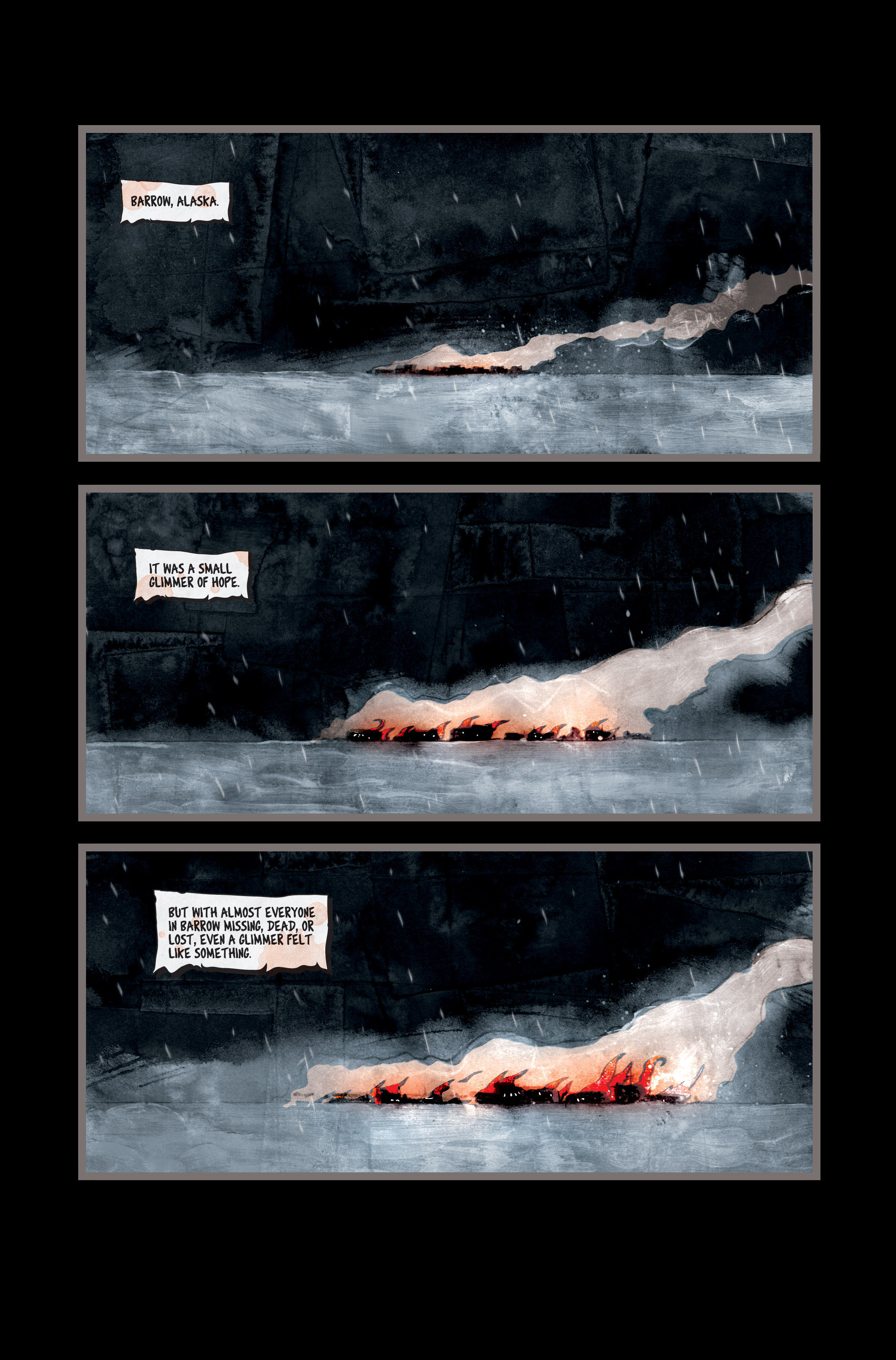 Read online 30 Days of Night (2002) comic -  Issue #3 - 3