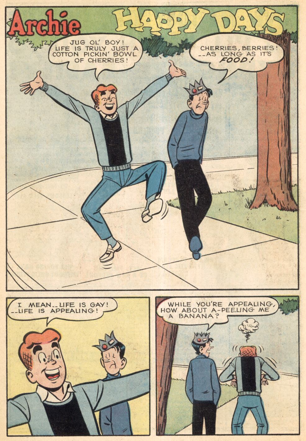 Read online Archie (1960) comic -  Issue #137 - 27