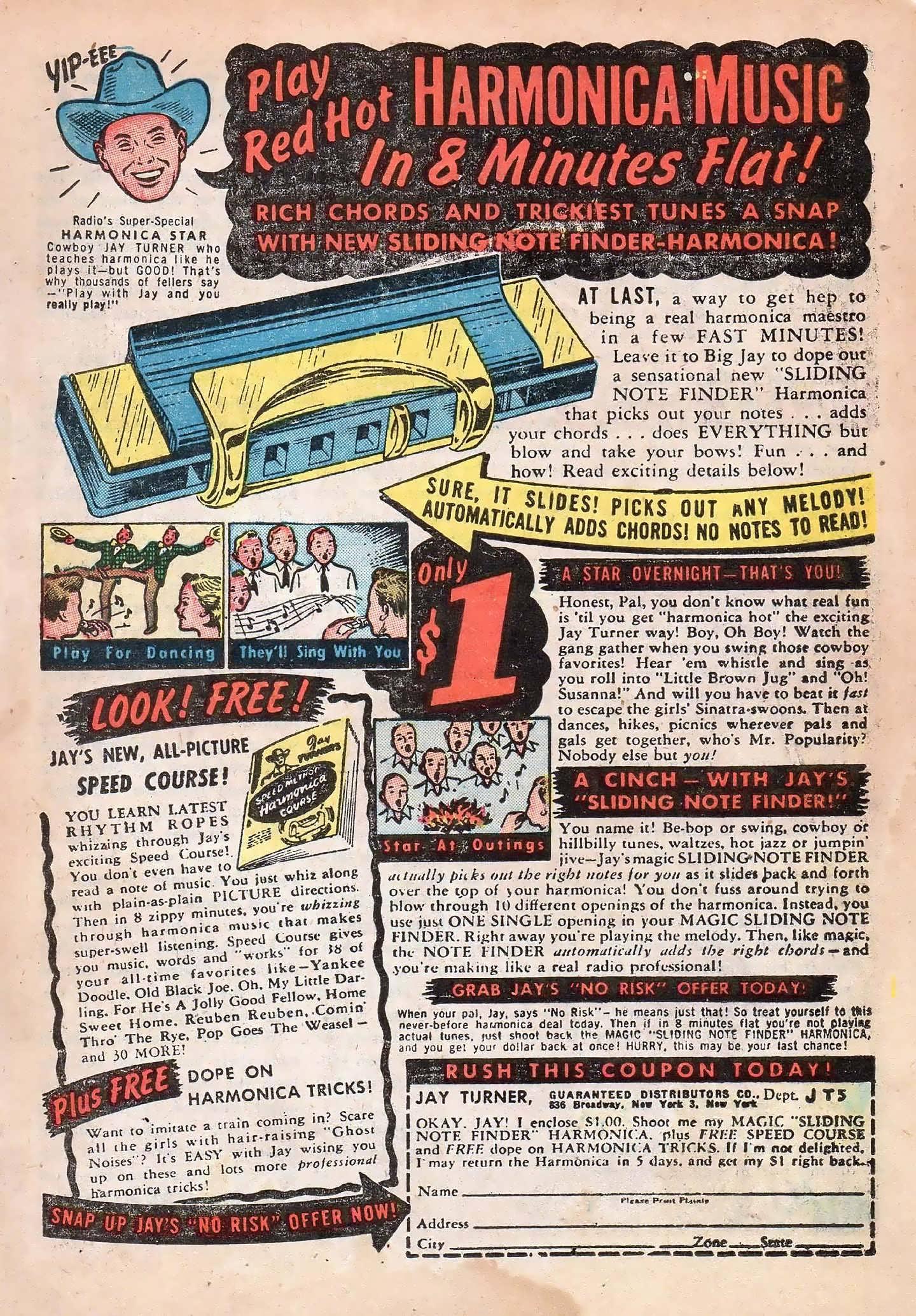 Read online Adventures into Weird Worlds comic -  Issue #2 - 17