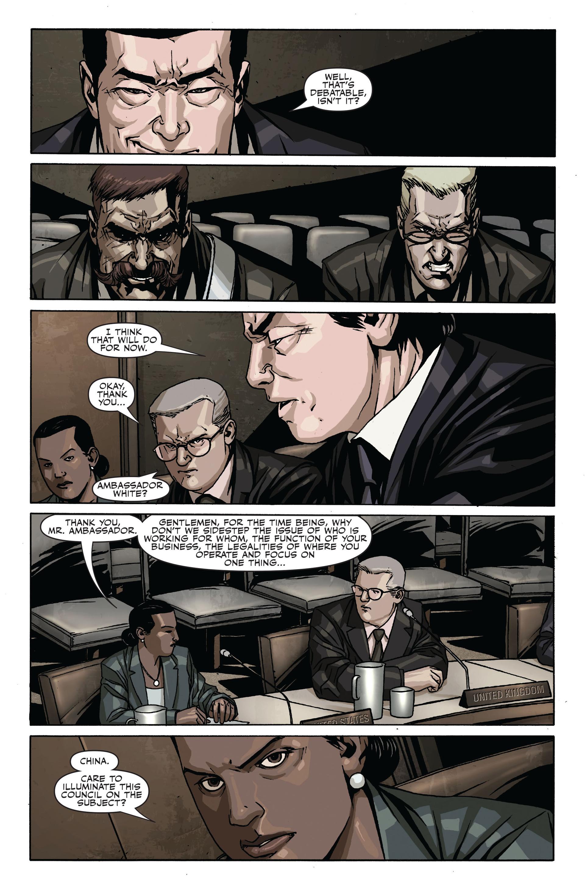 Read online Secret Warriors comic -  Issue #17 - 15