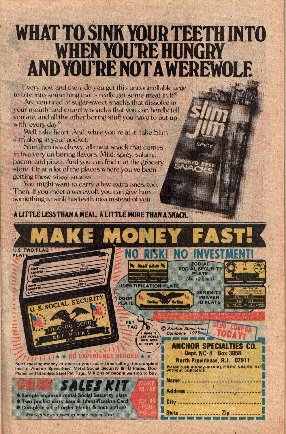 Read online Shazam! (1973) comic -  Issue #26 - 17