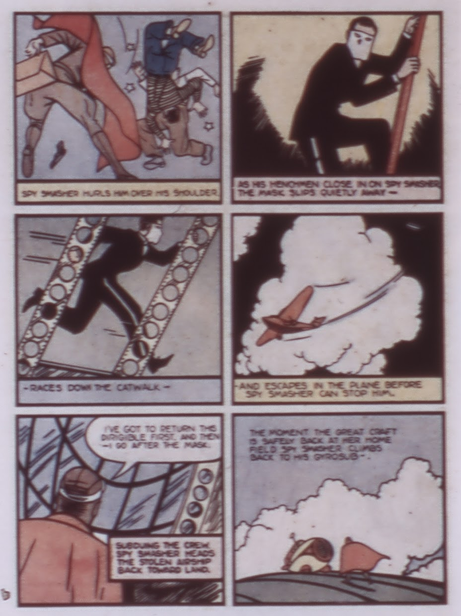 Read online WHIZ Comics comic -  Issue #1 - 40
