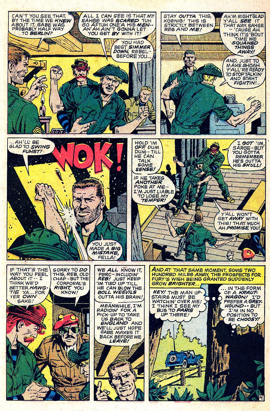 Read online Sgt. Fury comic -  Issue #56 - 7