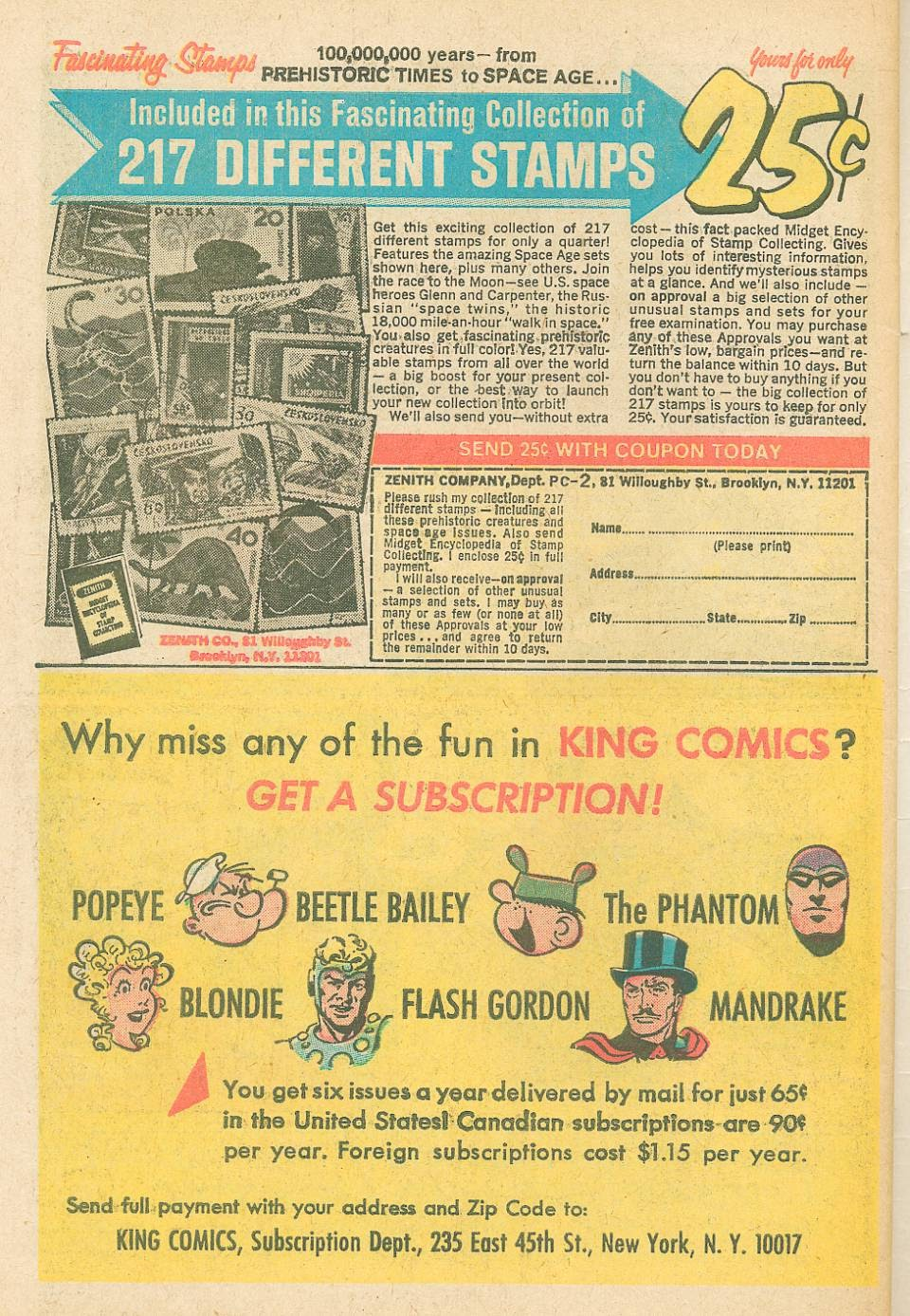 Flash Gordon (1966) issue 4 - Page 34