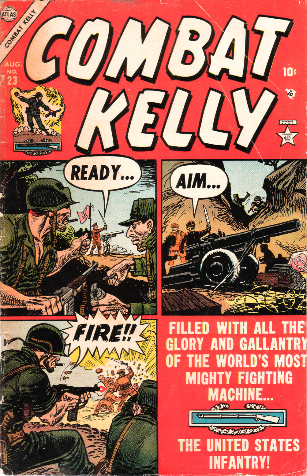 Combat Kelly (1951) 23 Page 1