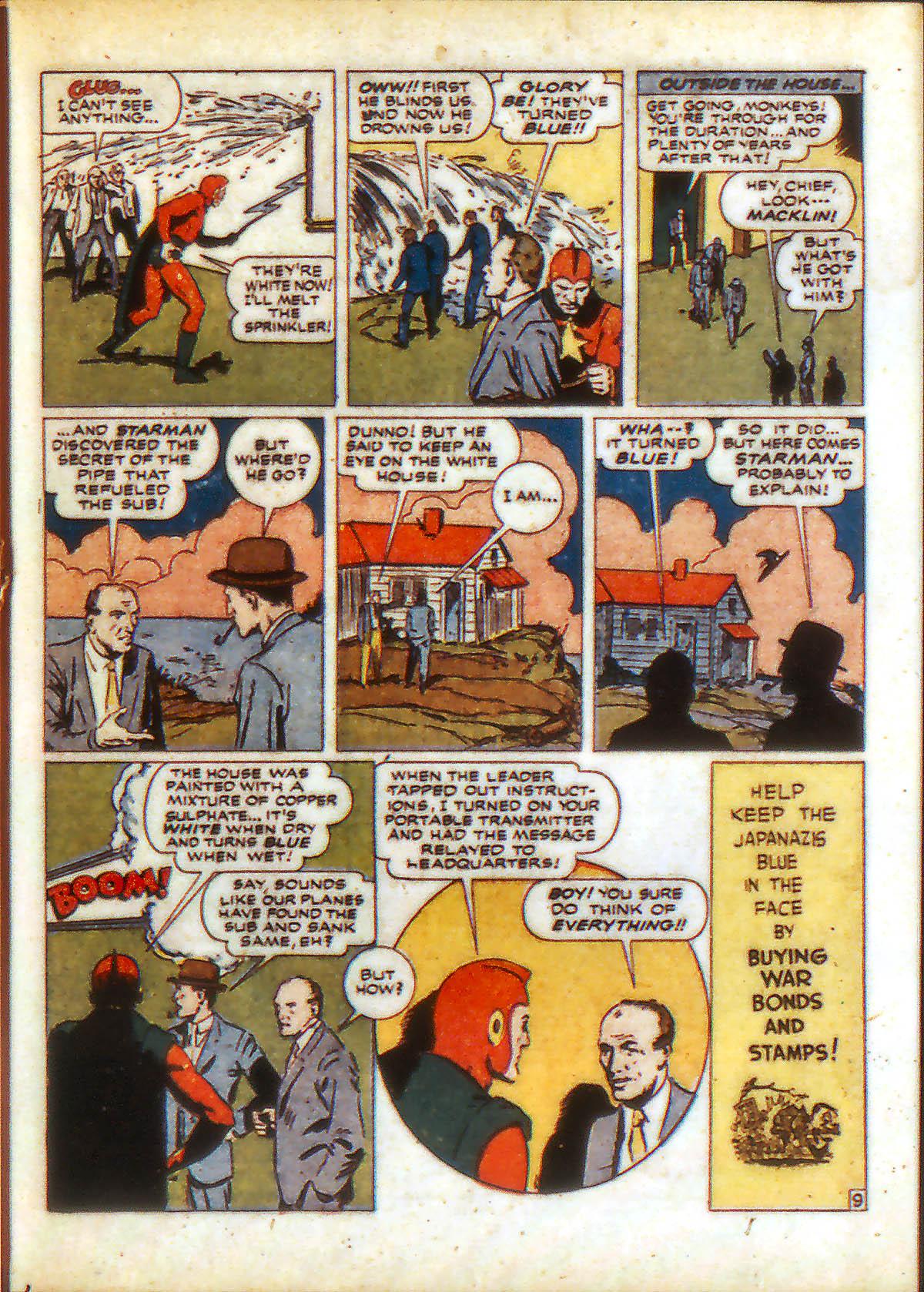 Read online Adventure Comics (1938) comic -  Issue #88 - 37
