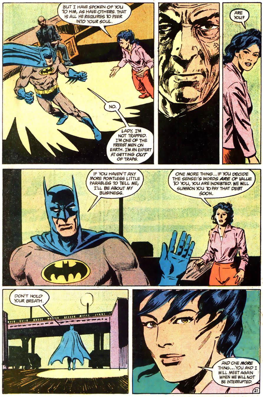 Read online Detective Comics (1937) comic -  Issue # _Annual 1 - 22