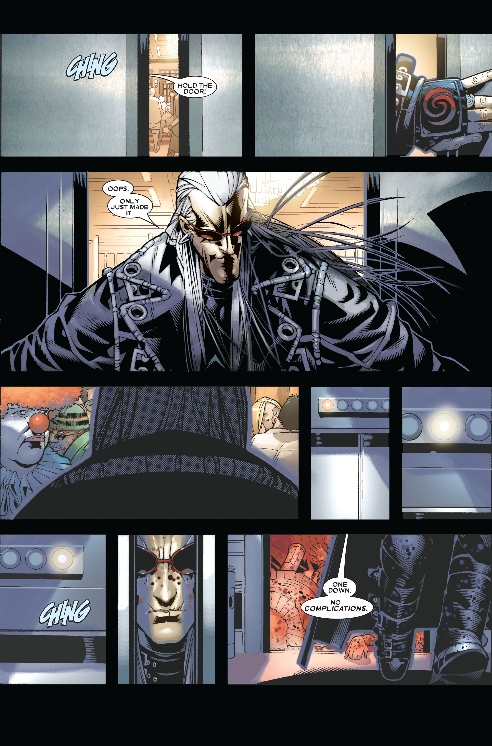 X-Men (1991) 200 Page 3