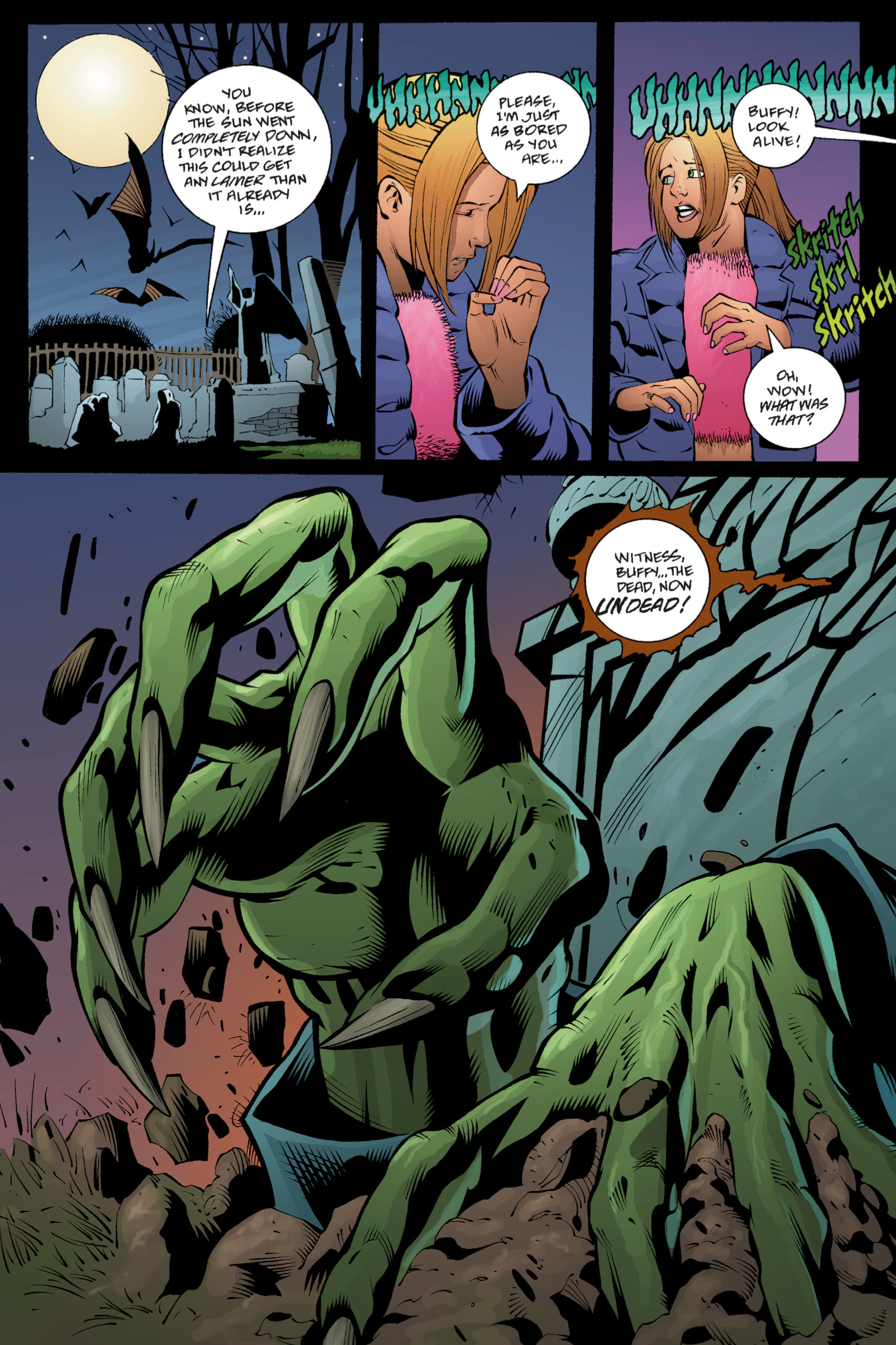 Read online Buffy the Vampire Slayer: Omnibus comic -  Issue # TPB 1 - 55