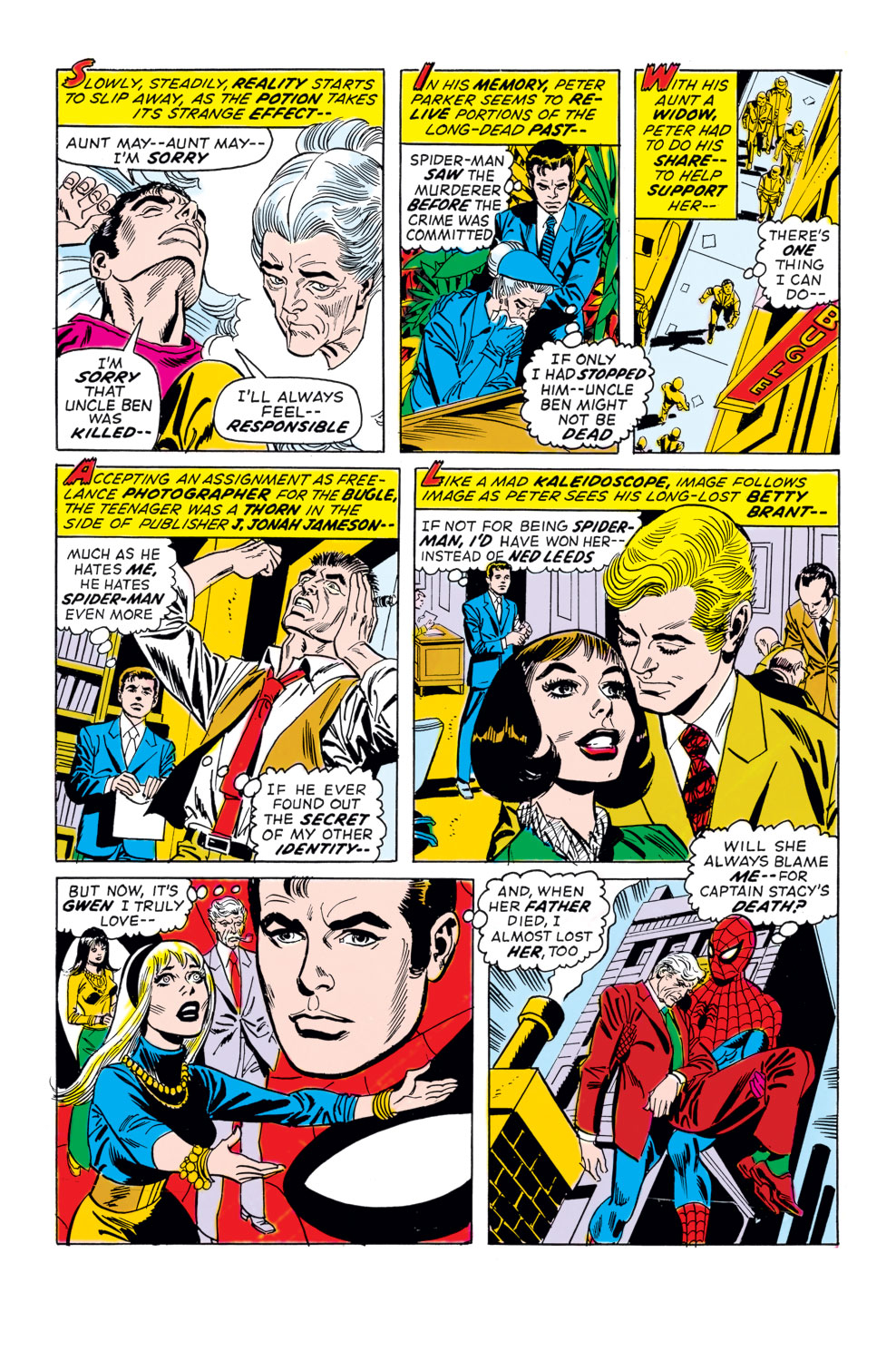 The Amazing Spider-Man (1963) 100 Page 8