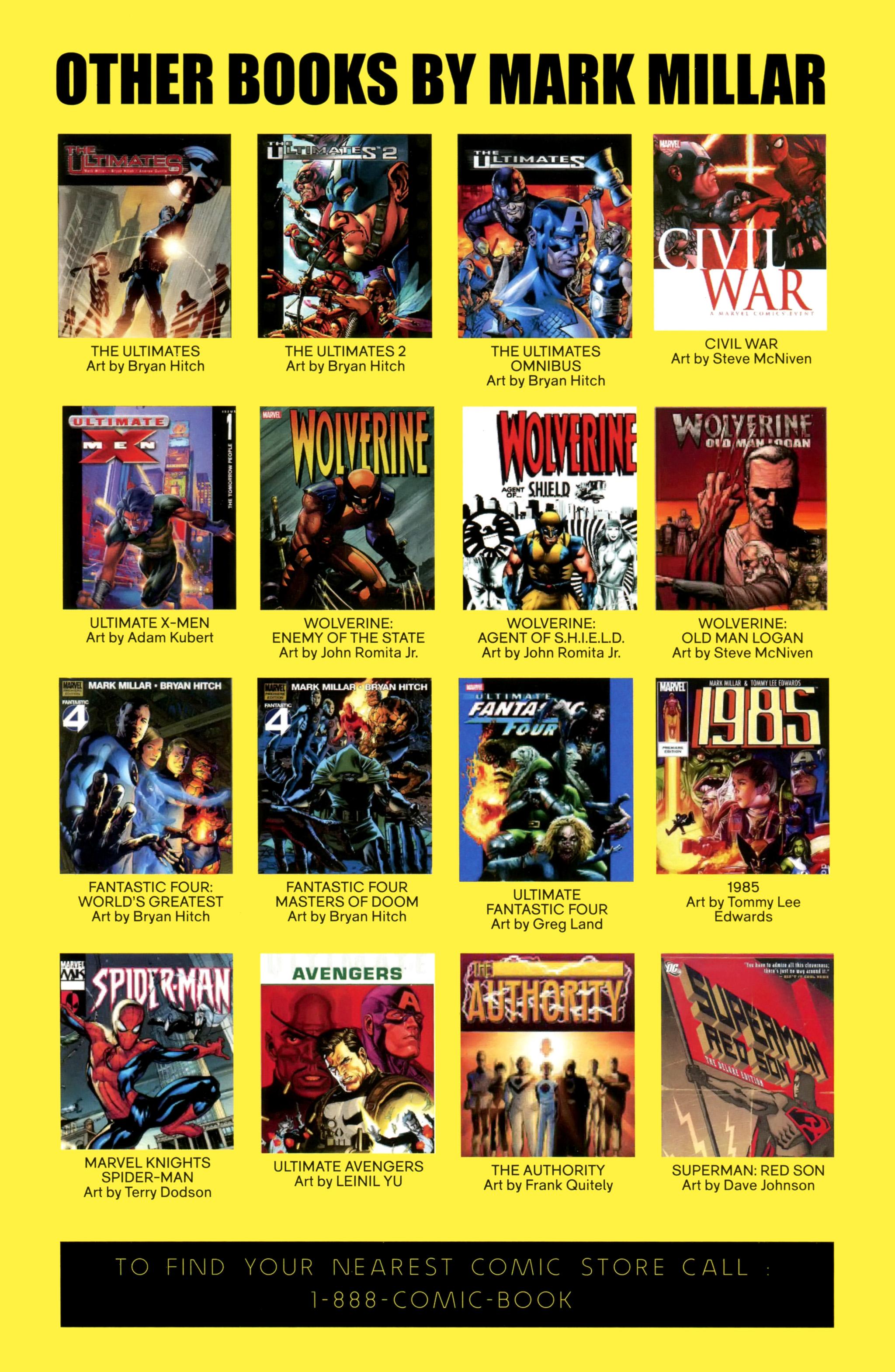 Read online Secret Service comic -  Issue #4 - 31