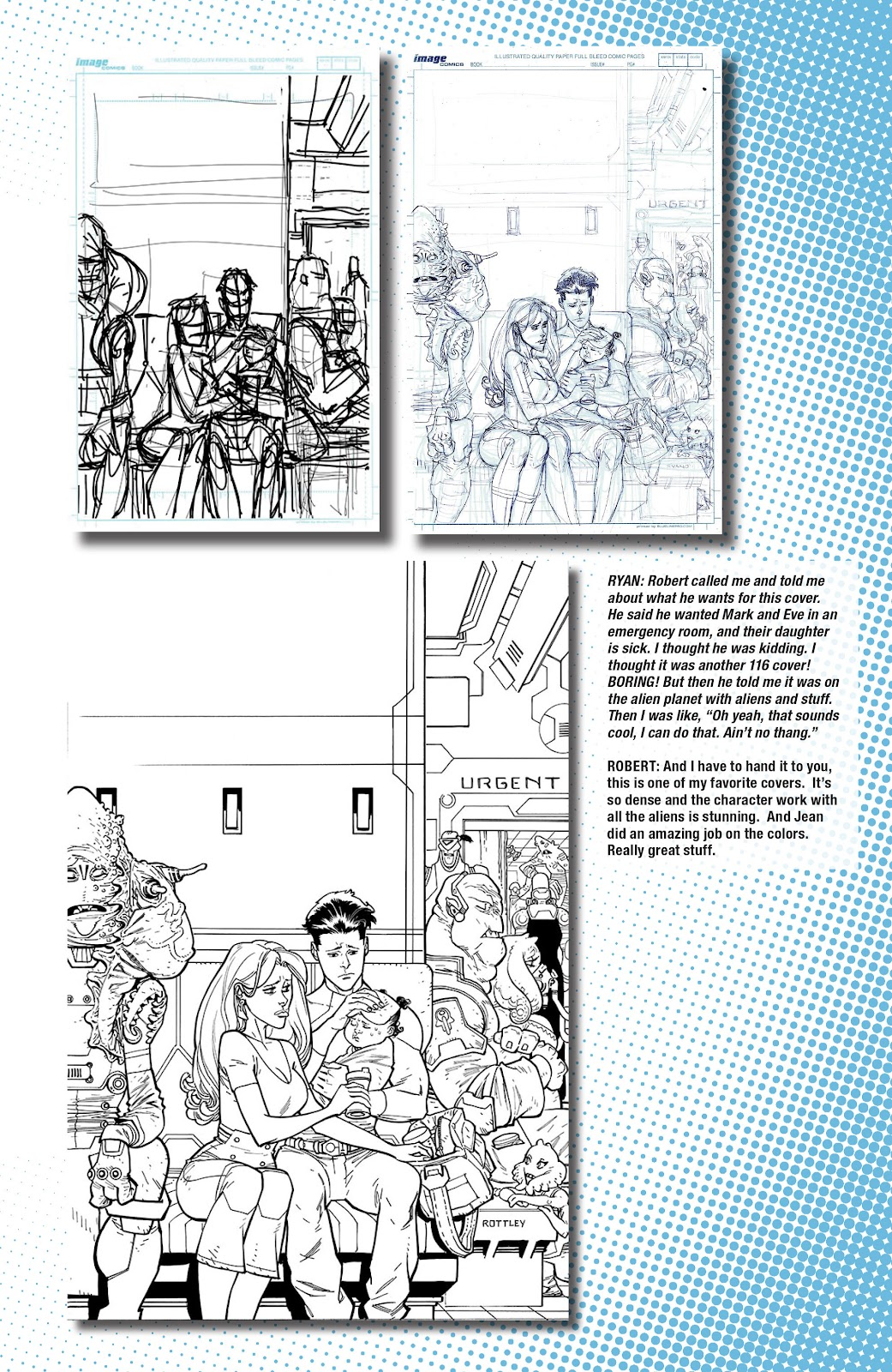Invincible (2003) issue TPB 21 - Modern Family - Page 134