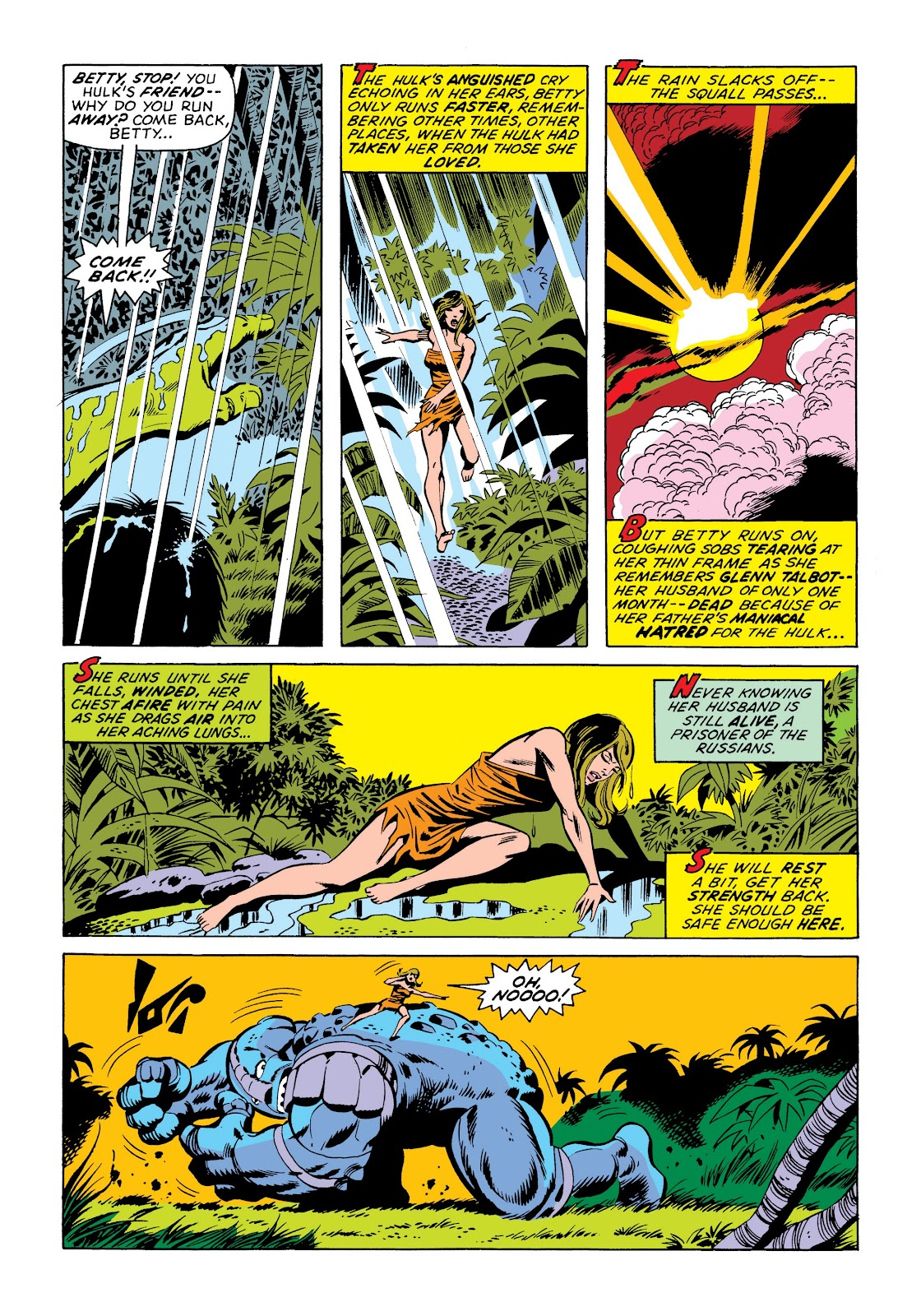 Read online Marvel Masterworks: The Incredible Hulk comic -  Issue # TPB 9 (Part 3) - 81