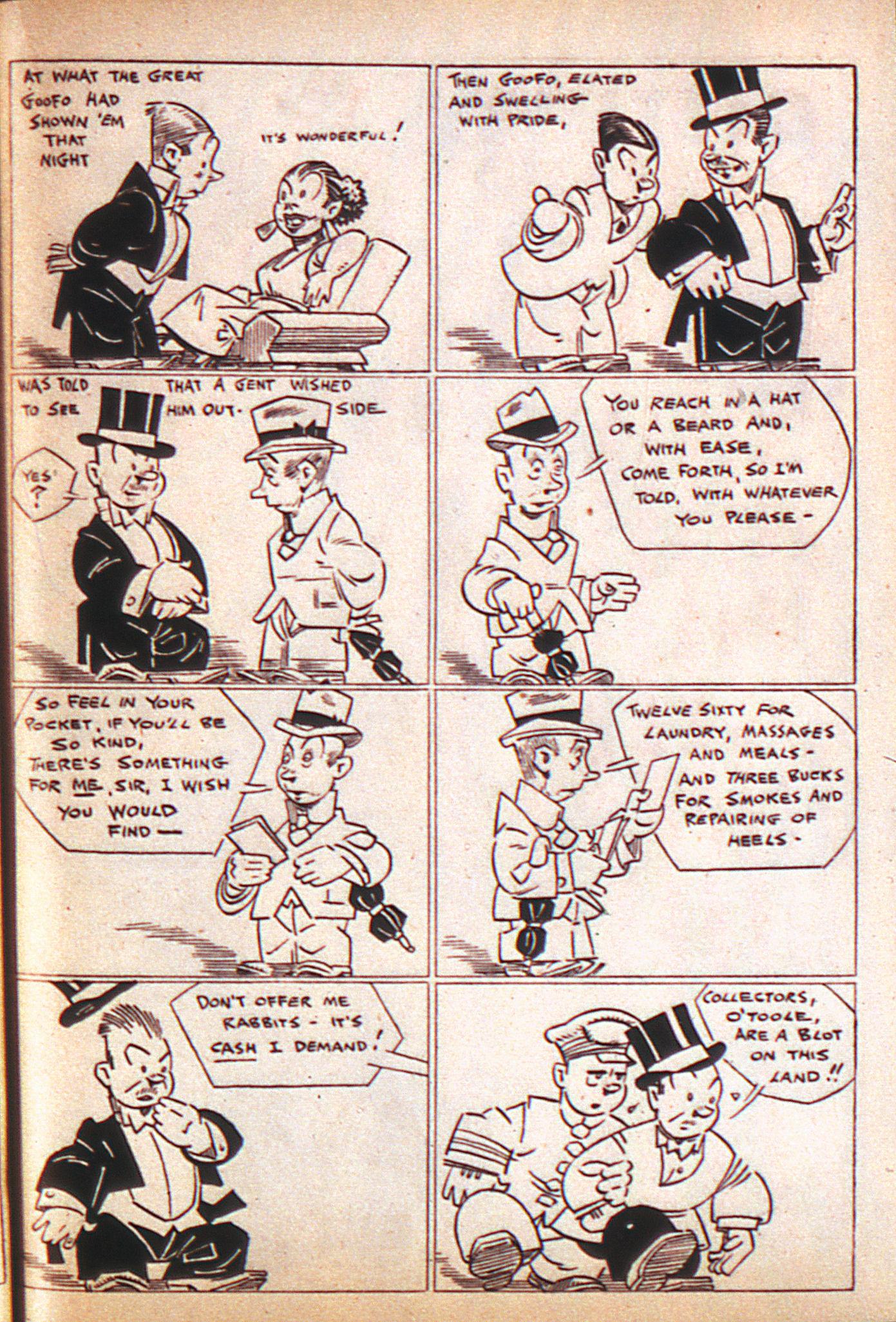 Read online Adventure Comics (1938) comic -  Issue #8 - 40