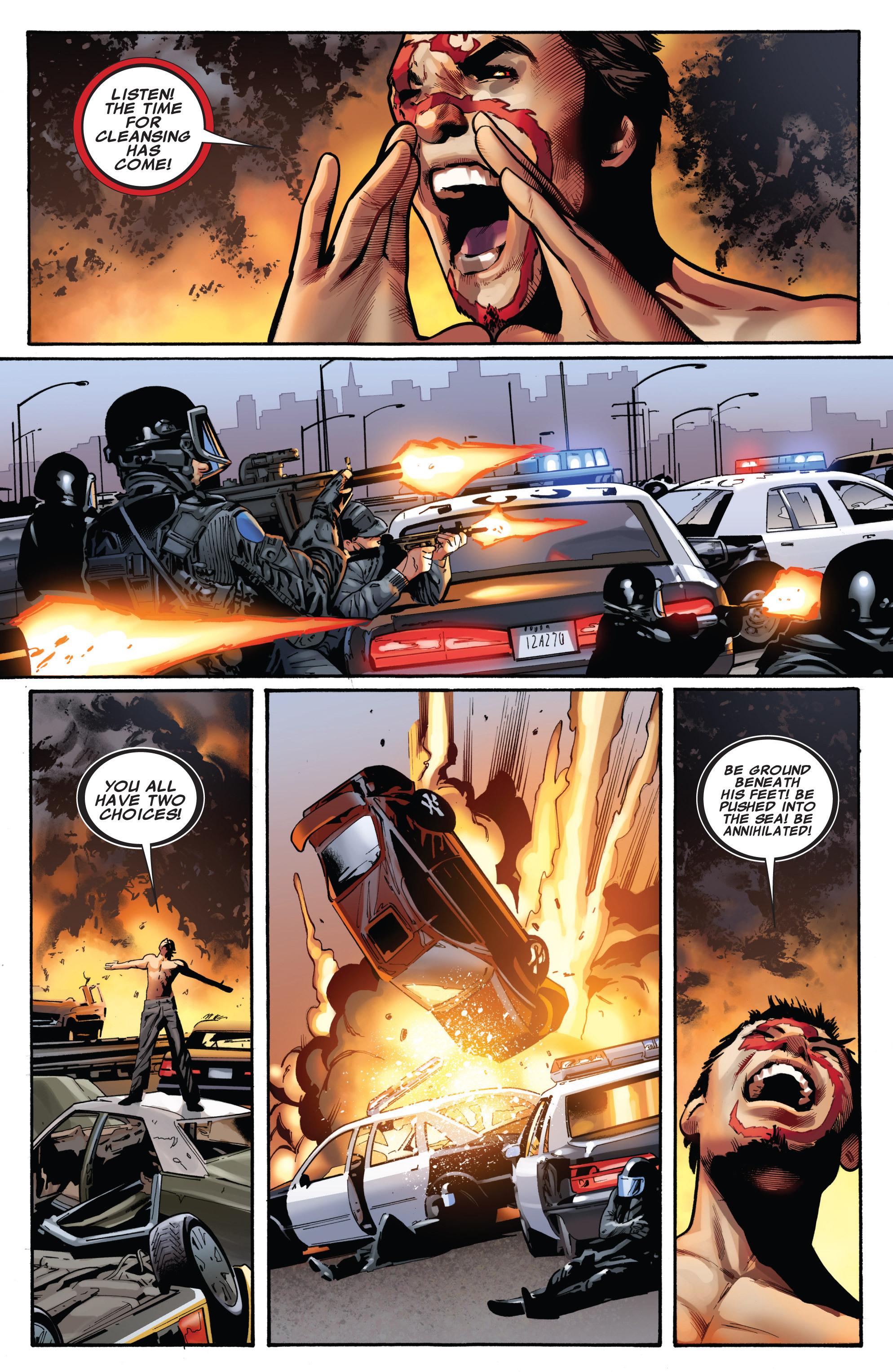 Read online Uncanny X-Men (1963) comic -  Issue #540 - 20