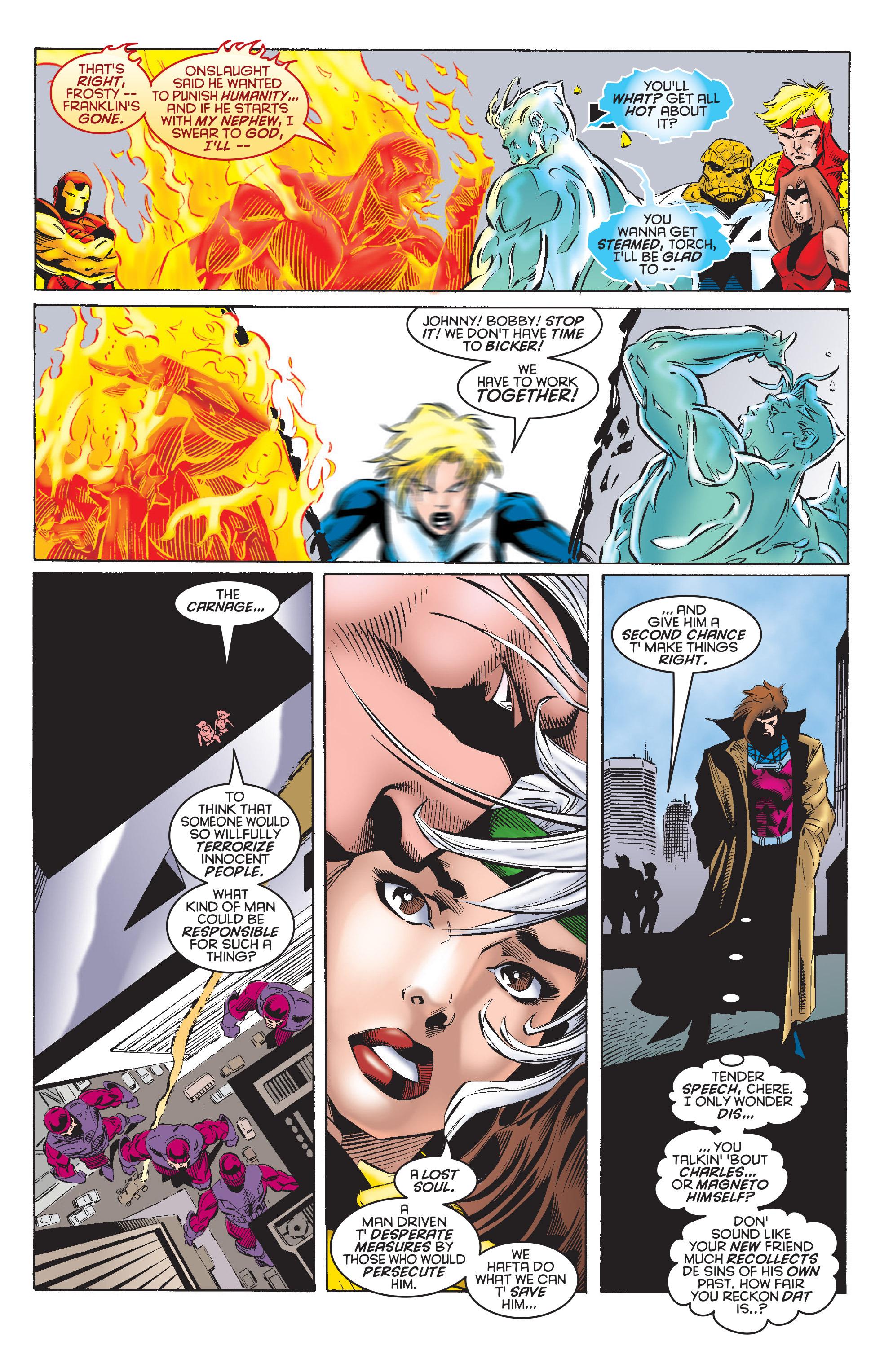 X-Men (1991) 55 Page 6